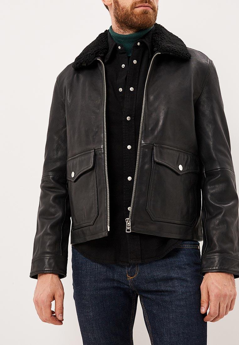 Кожаная куртка Calvin Klein Jeans J30J309503