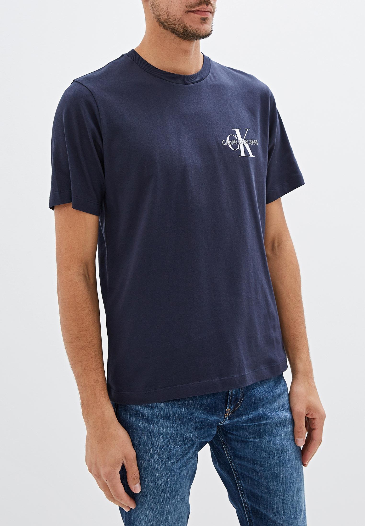 Футболка с коротким рукавом Calvin Klein Jeans J30J313438