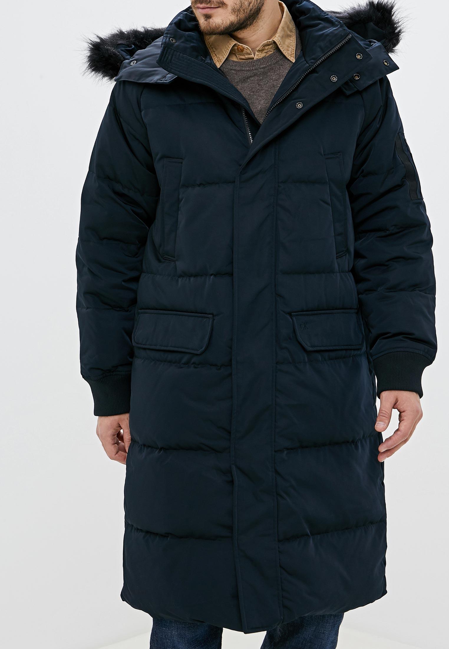 Утепленная куртка Calvin Klein Jeans J30J313322