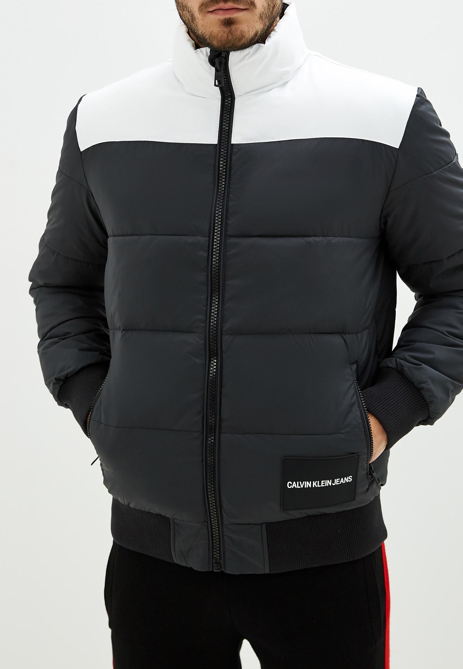 Утепленная куртка Calvin Klein Jeans J30J313099
