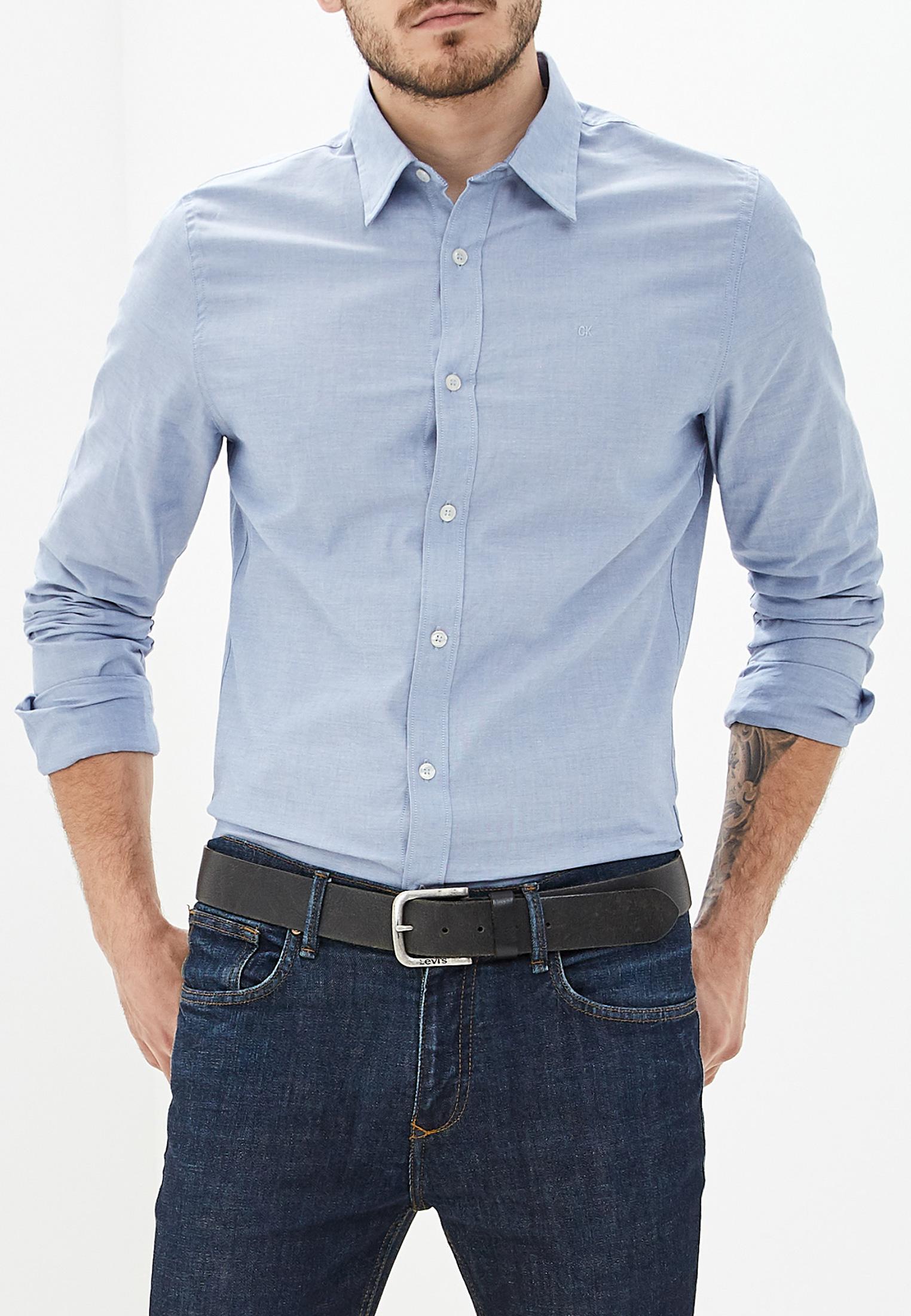Рубашка с длинным рукавом Calvin Klein Jeans J30J312797