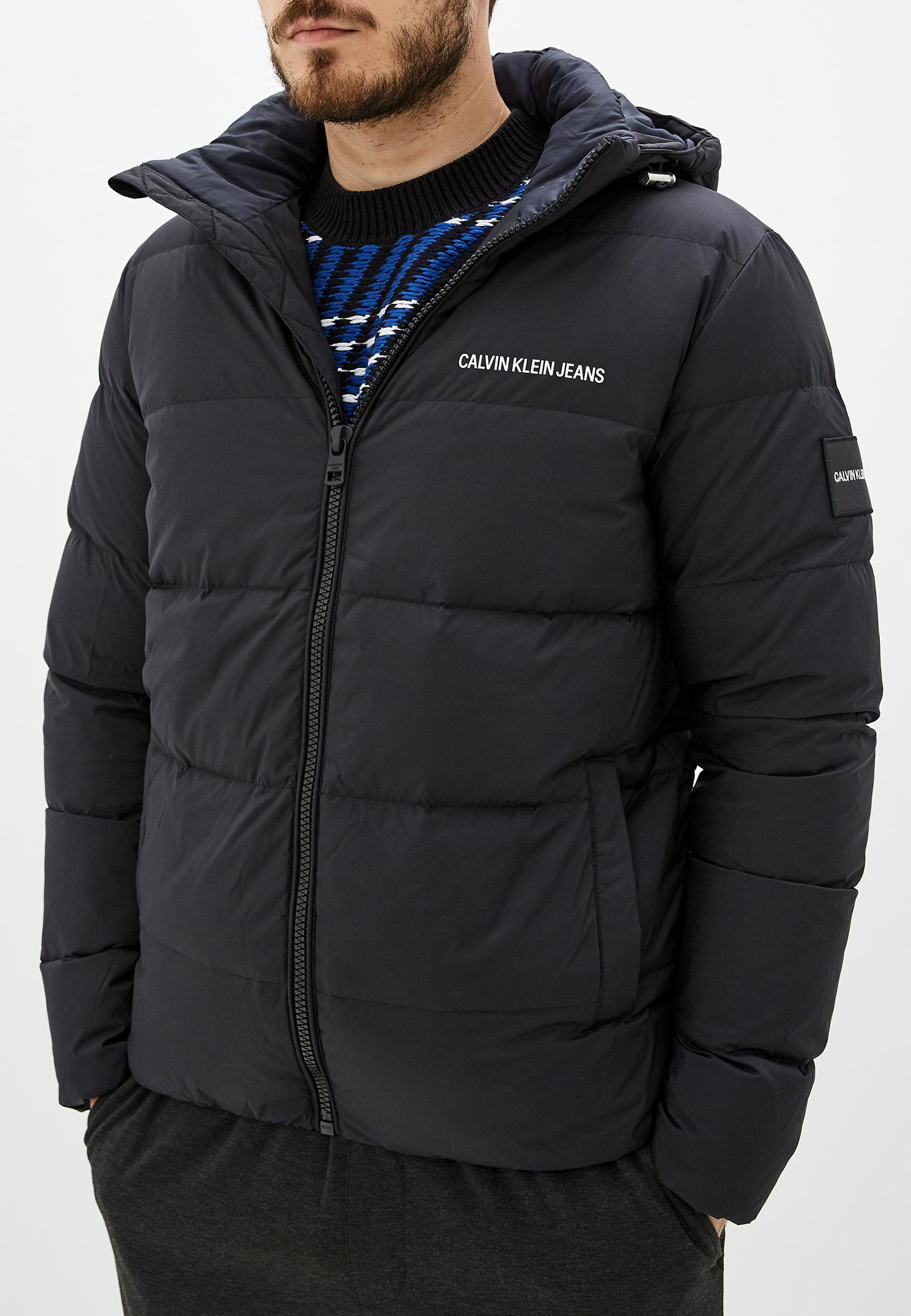 Утепленная куртка Calvin Klein Jeans J30J312765