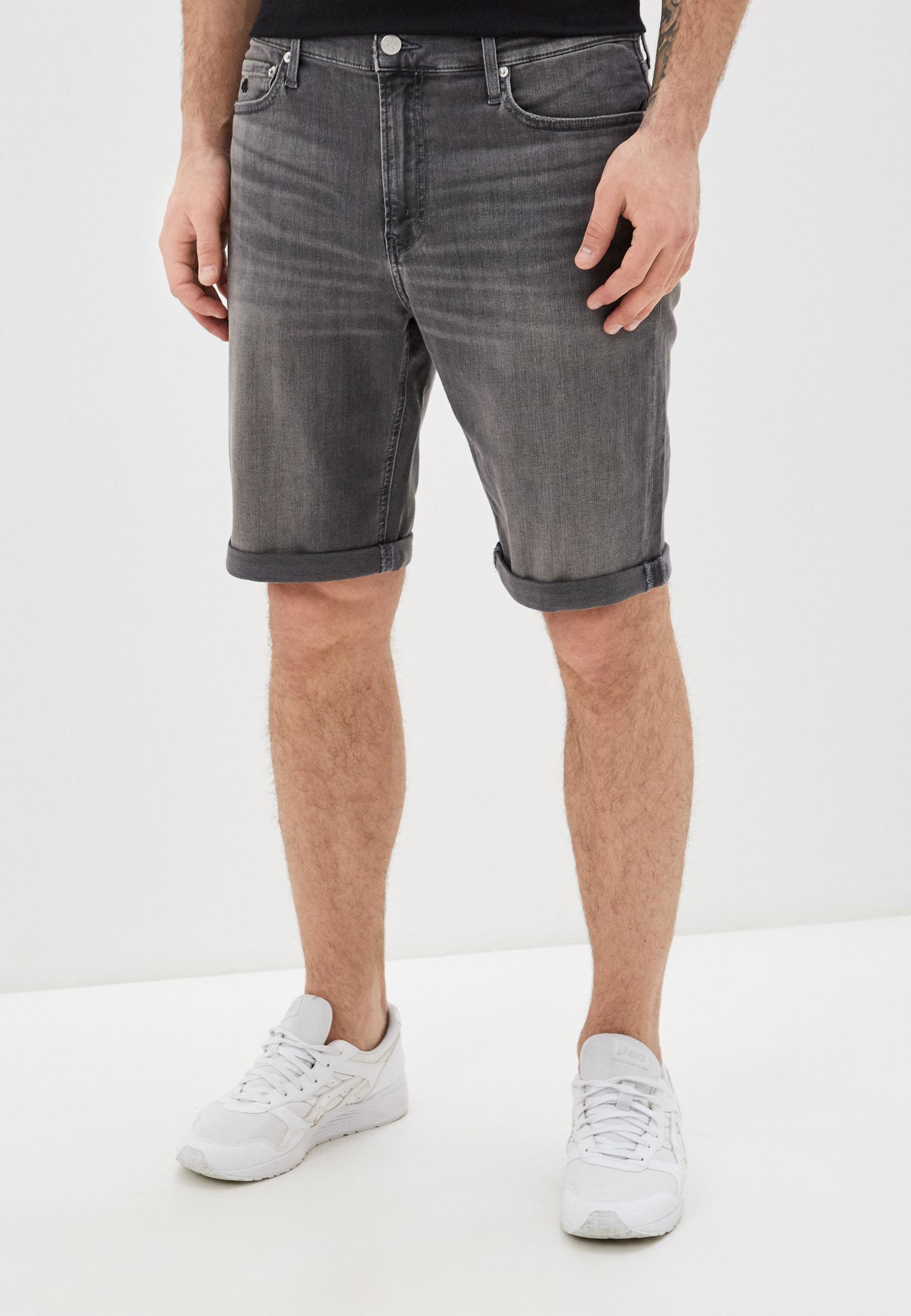 Мужские джинсовые шорты Calvin Klein Jeans J30J314649