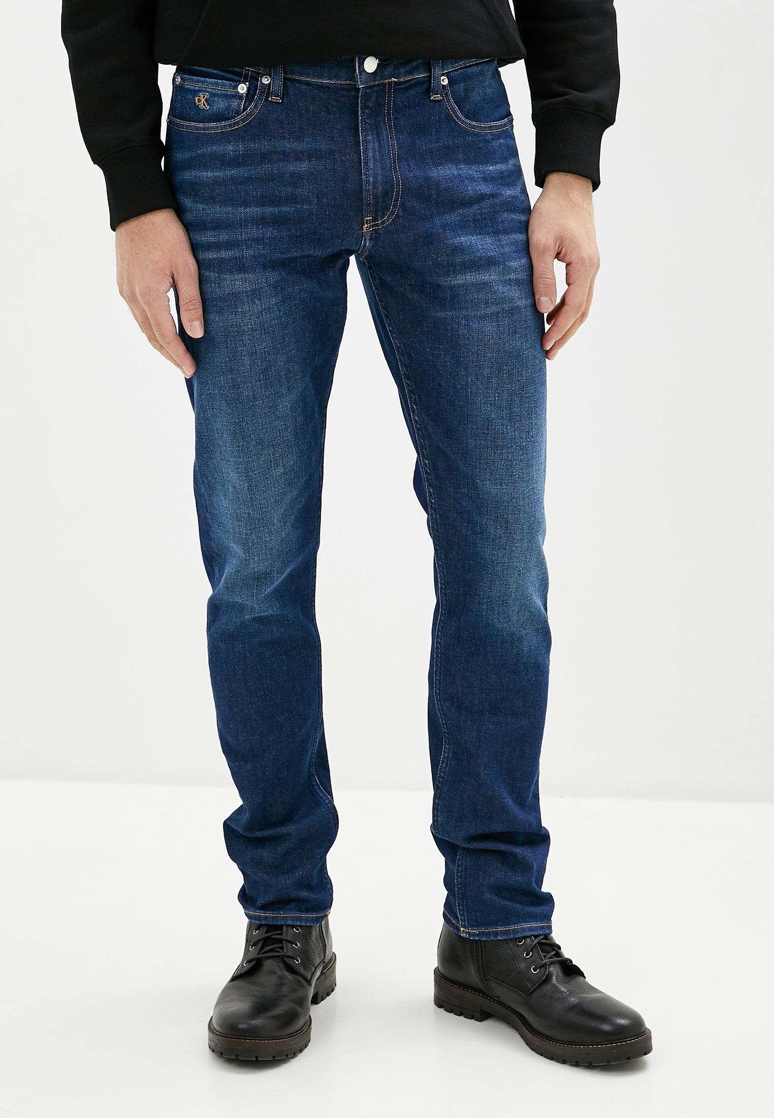 Зауженные джинсы Calvin Klein Jeans J30J313934