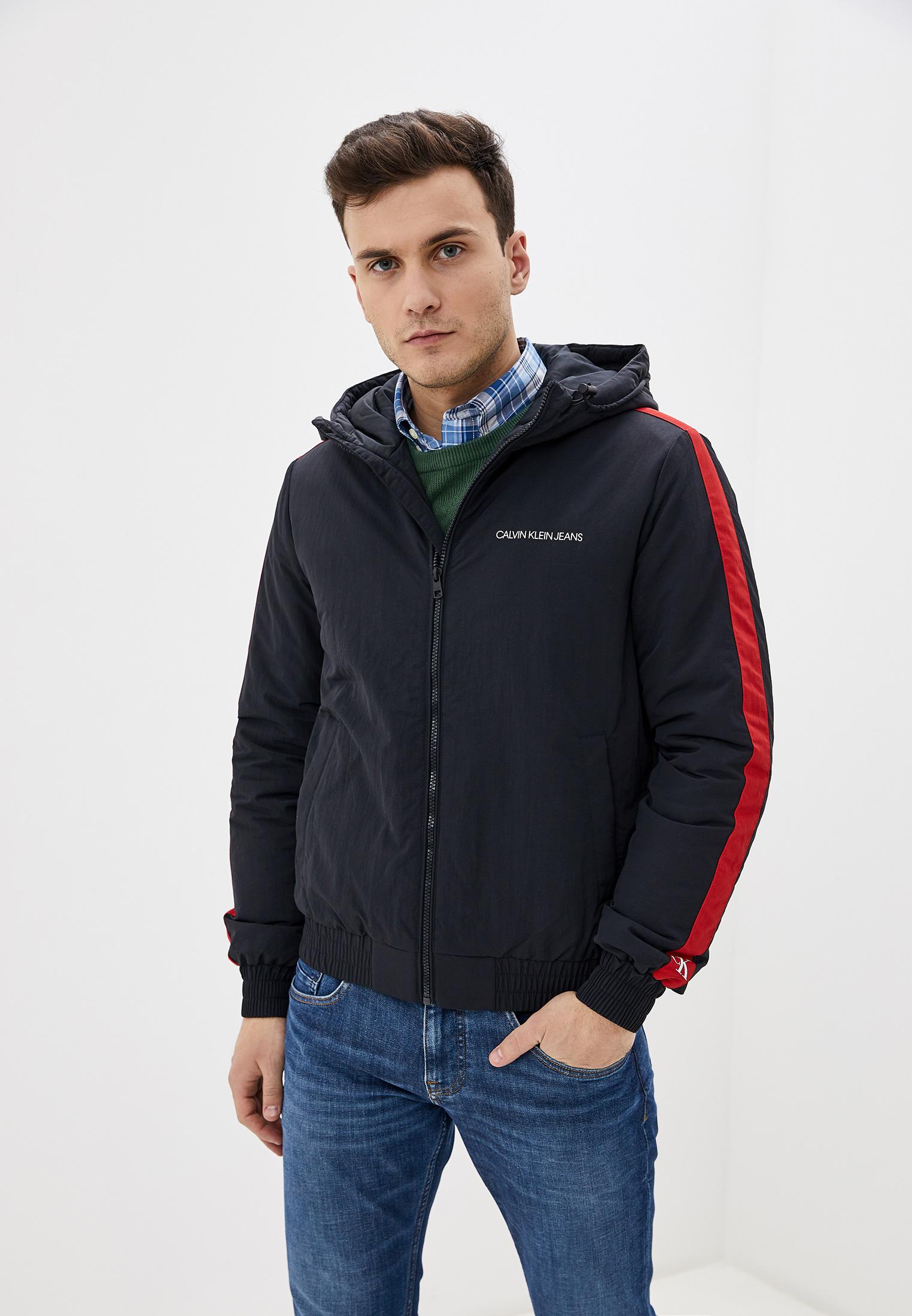 Утепленная куртка Calvin Klein Jeans J30J314262