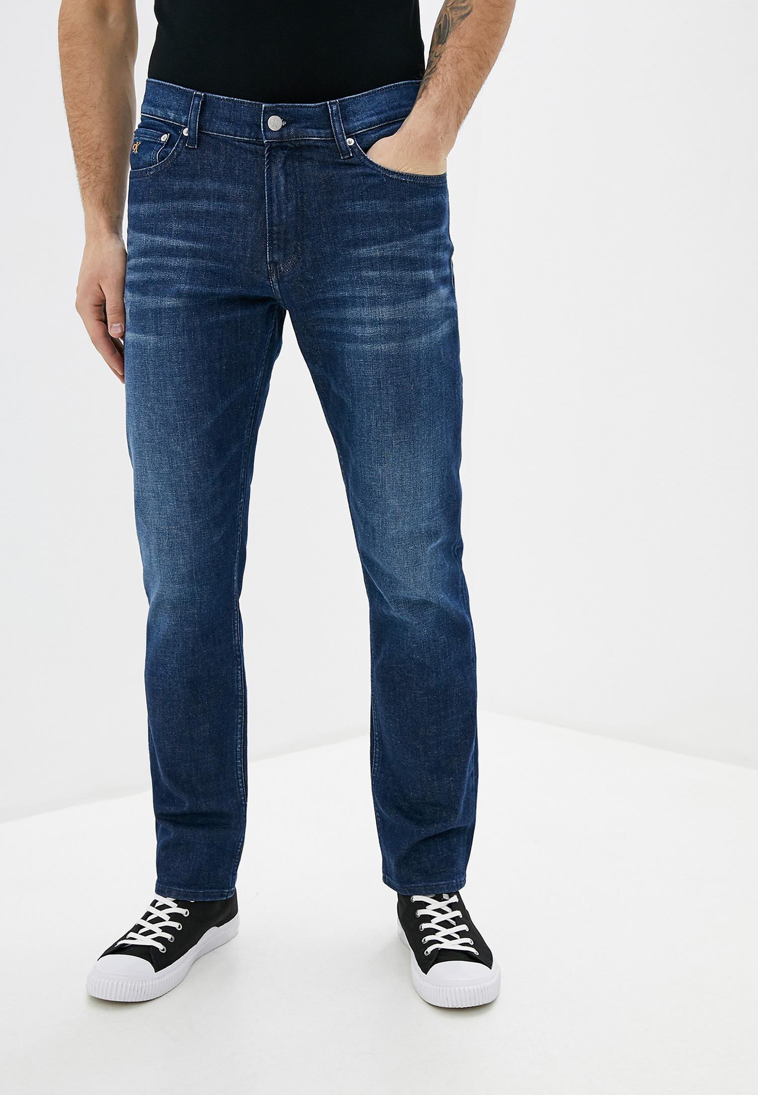 Мужские прямые джинсы Calvin Klein Jeans J30J314353