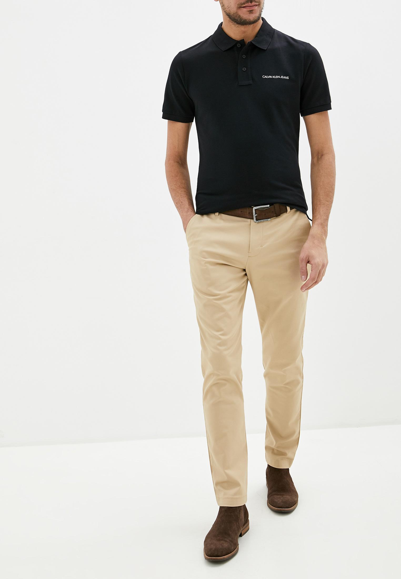 Мужские поло Calvin Klein Jeans J30J314538: изображение 2