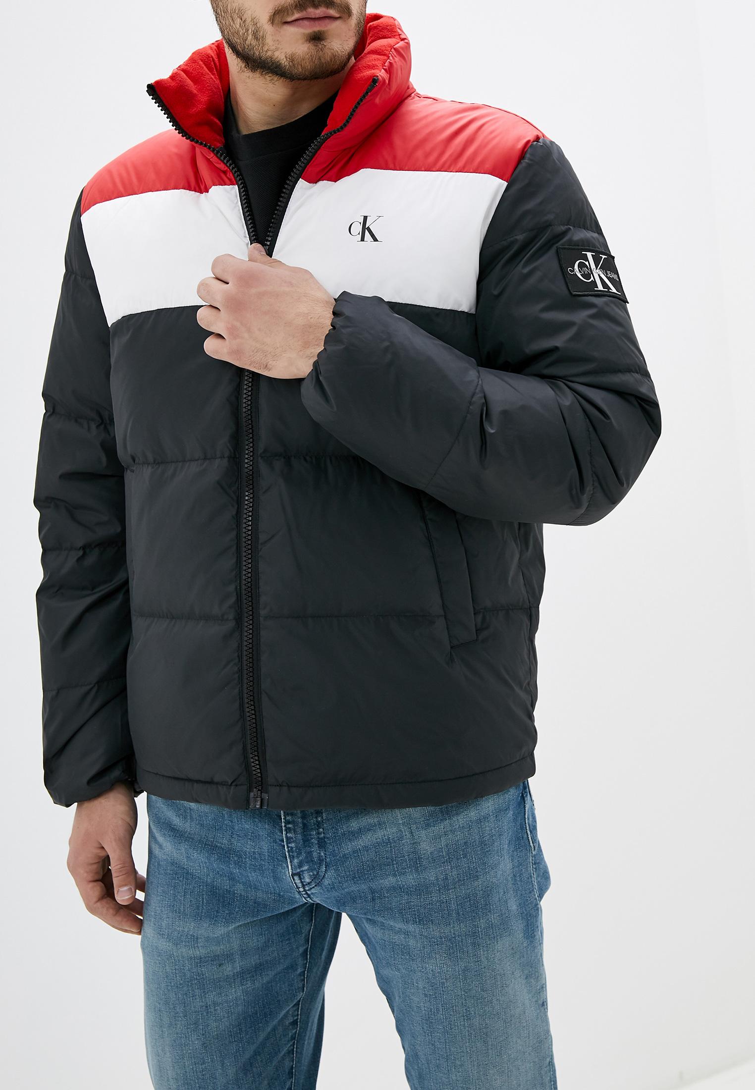 Утепленная куртка Calvin Klein Jeans J30J314547