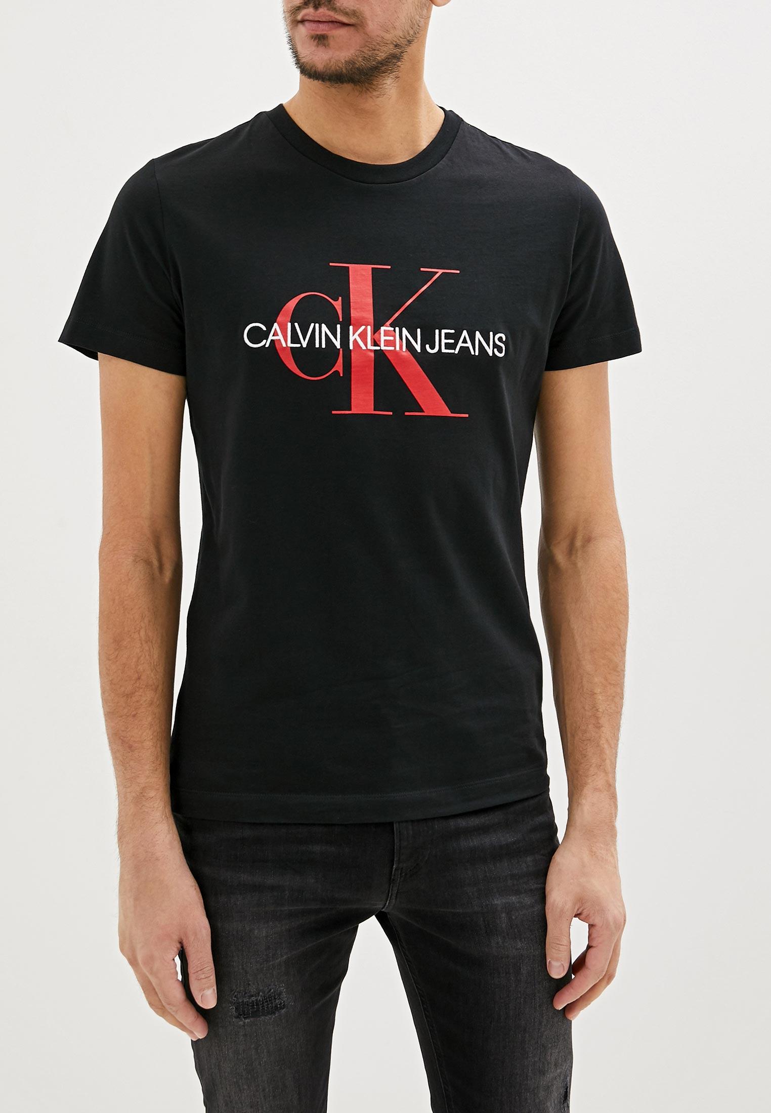 Футболка с коротким рукавом Calvin Klein Jeans J30J314551