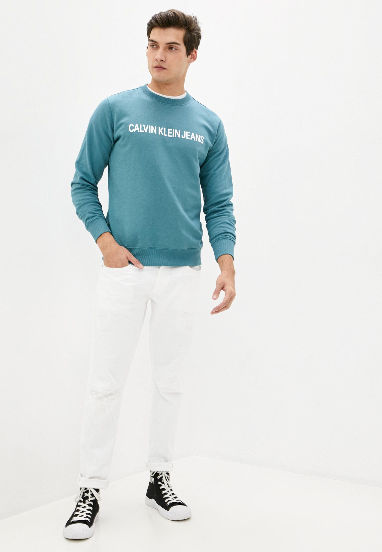 Свитер Calvin Klein Jeans J30J307758: изображение 2
