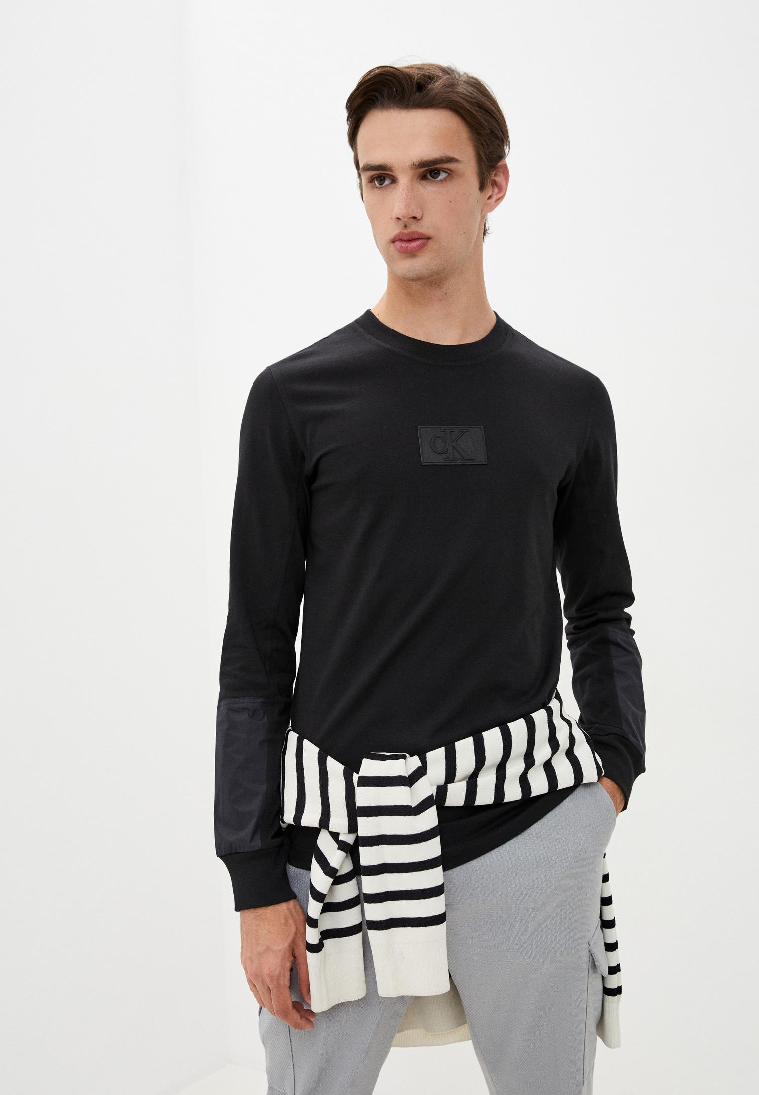 Футболка с длинным рукавом Calvin Klein Jeans J30J315605