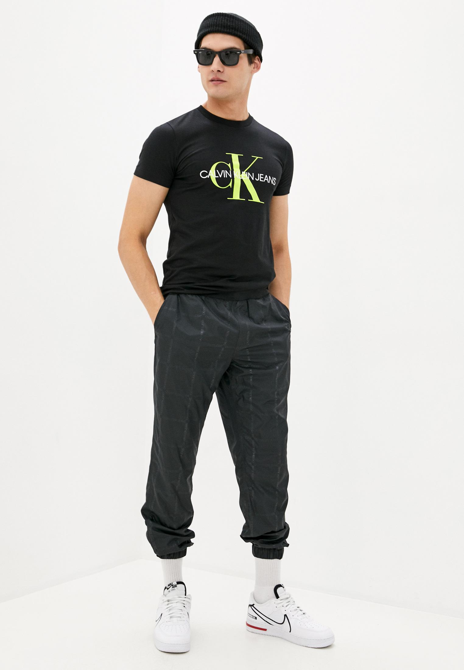 Мужские спортивные брюки Calvin Klein Jeans J30J315655: изображение 2