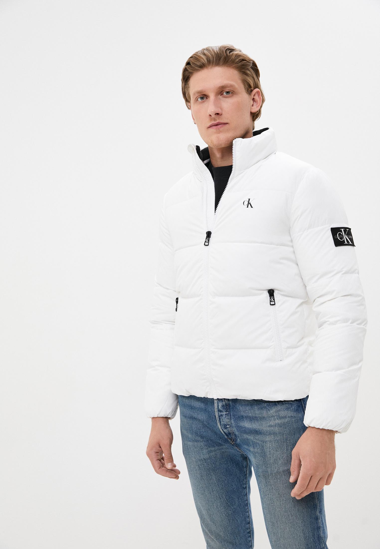 Утепленная куртка Calvin Klein Jeans J30J315679