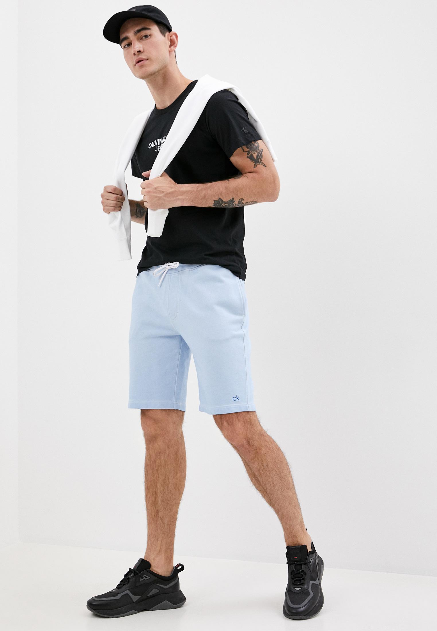 Футболка с коротким рукавом Calvin Klein Jeans J30J315728: изображение 2