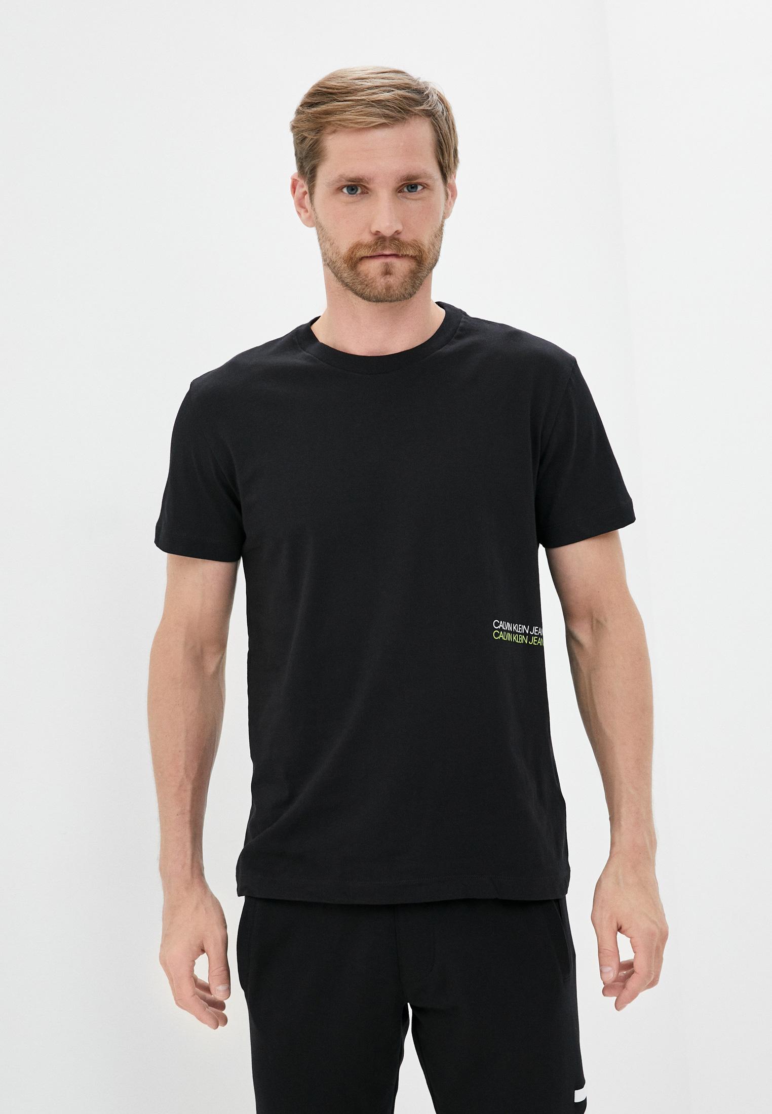 Футболка с коротким рукавом Calvin Klein Jeans J30J315729