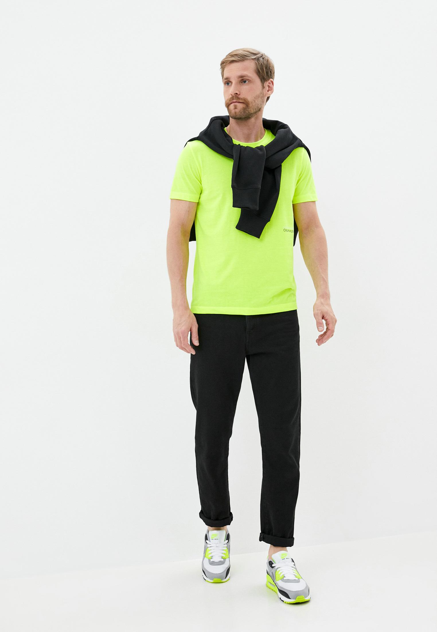 Футболка с коротким рукавом Calvin Klein Jeans J30J315729: изображение 2