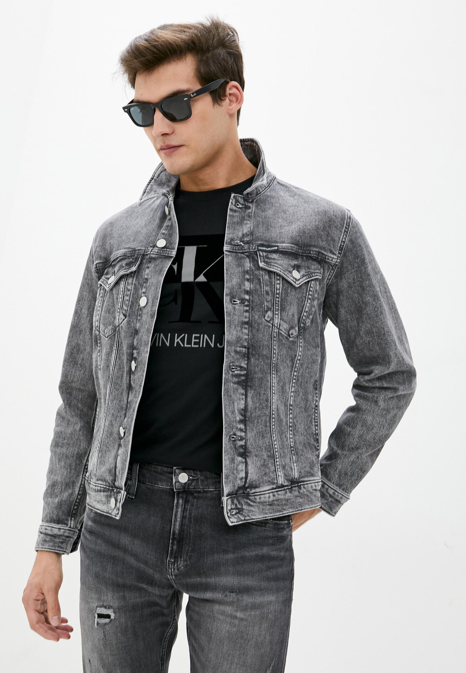 Джинсовая куртка Calvin Klein Jeans J30J316005