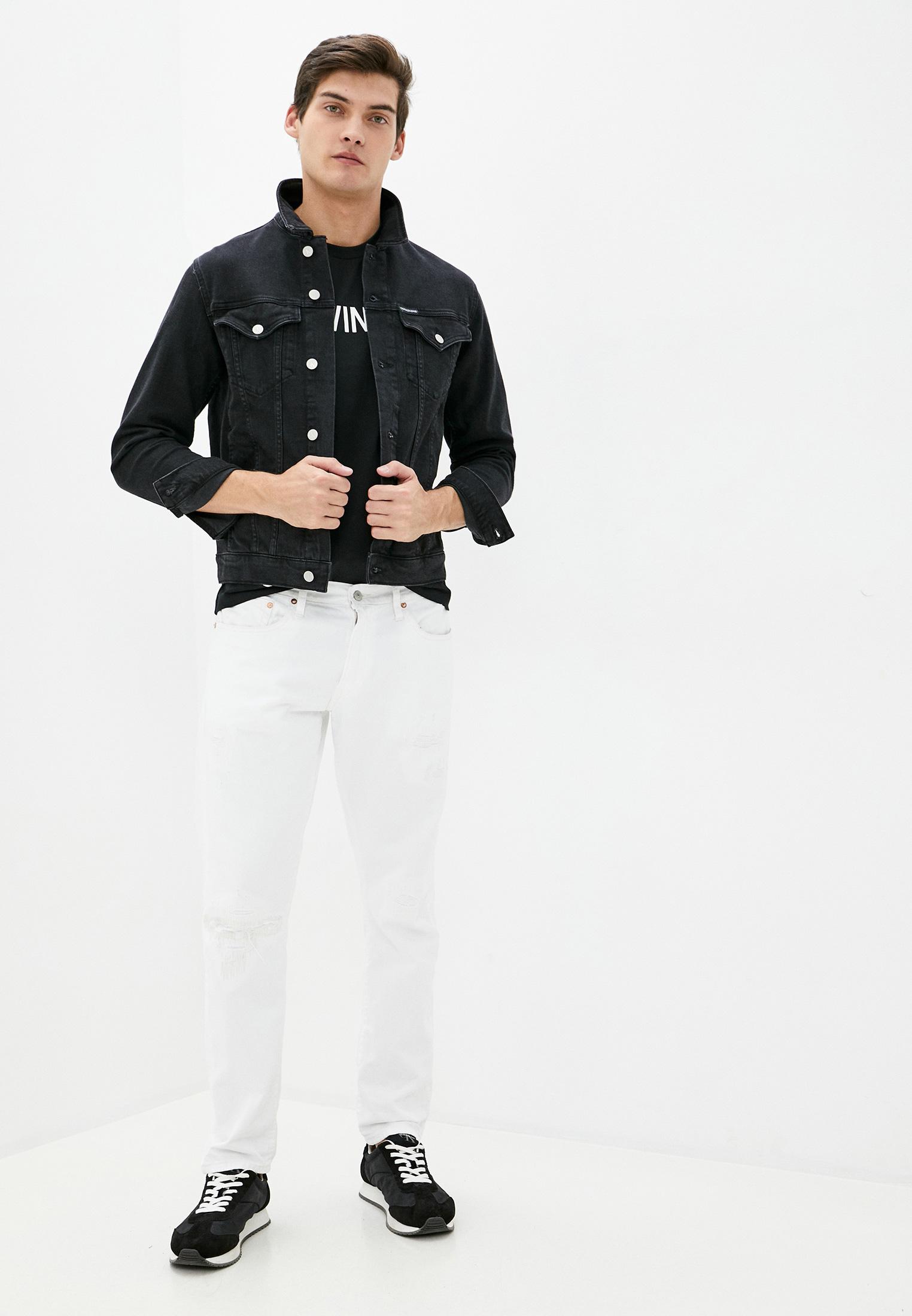 Джинсовая куртка Calvin Klein Jeans J30J316008: изображение 2