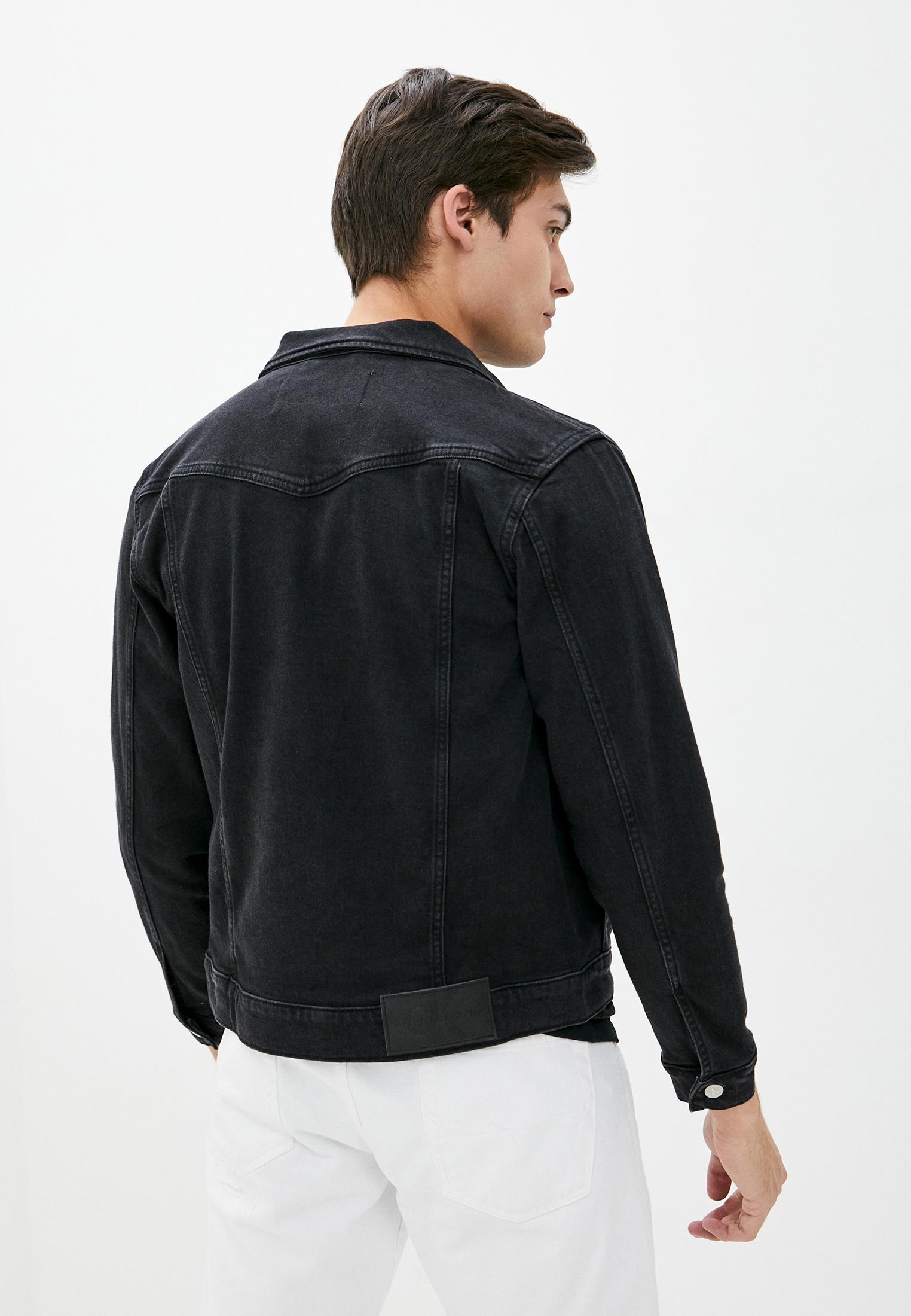 Джинсовая куртка Calvin Klein Jeans J30J316008: изображение 3