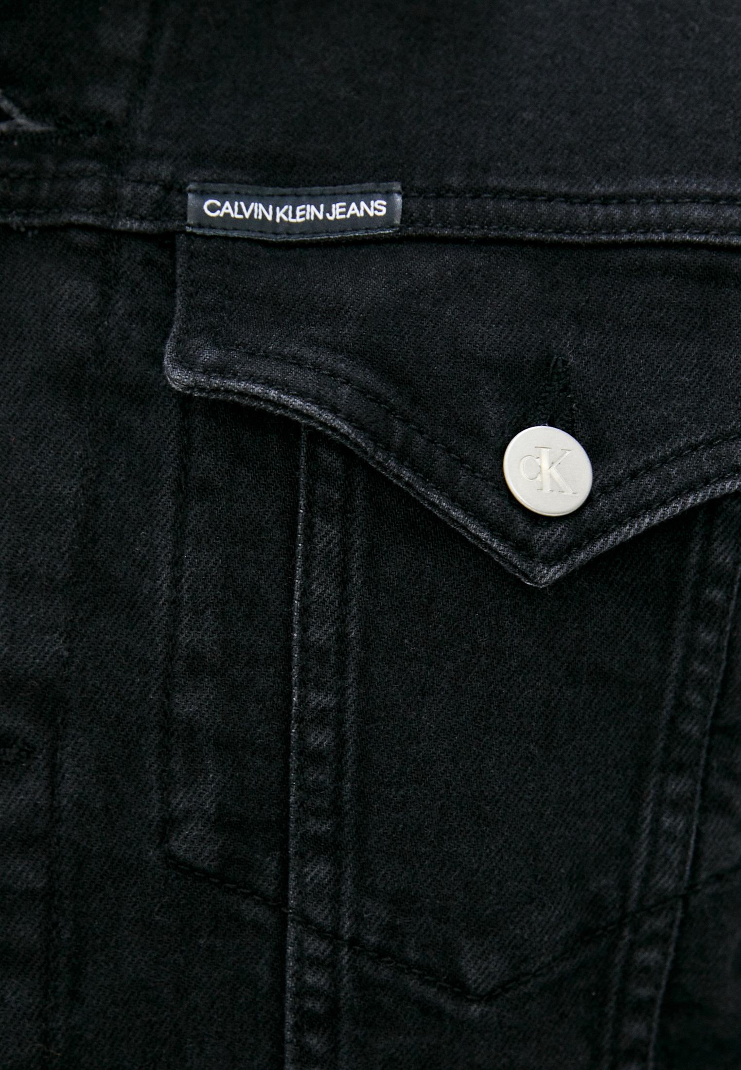 Джинсовая куртка Calvin Klein Jeans J30J316008: изображение 4