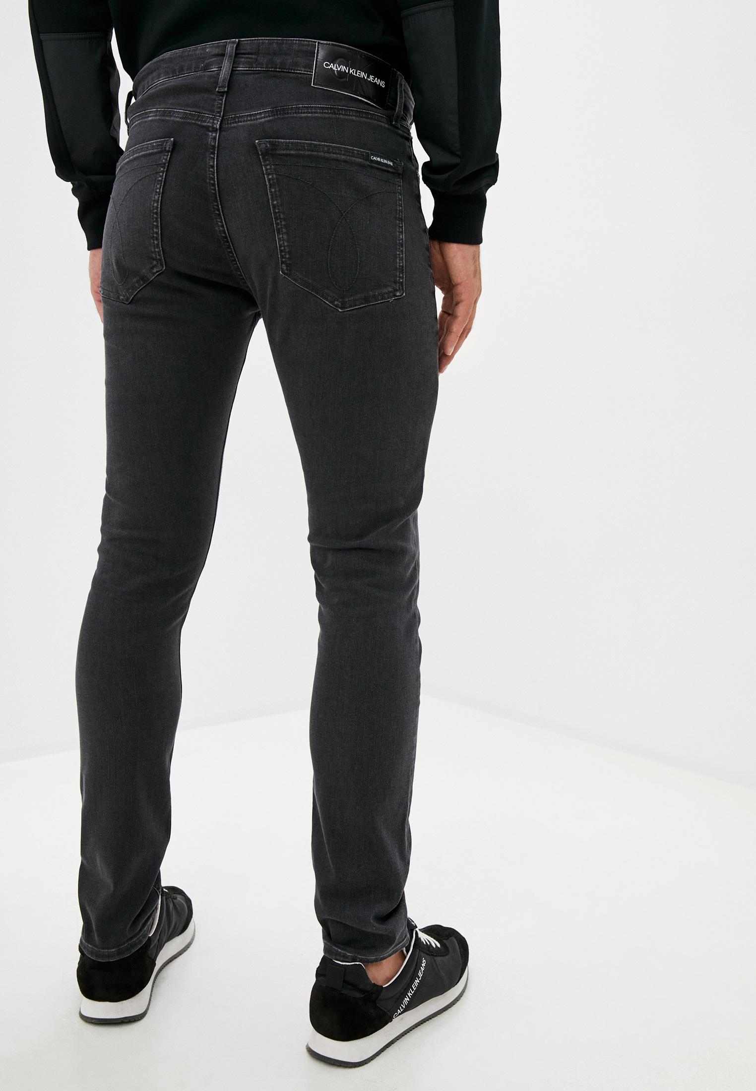 Зауженные джинсы Calvin Klein Jeans J30J315571: изображение 3