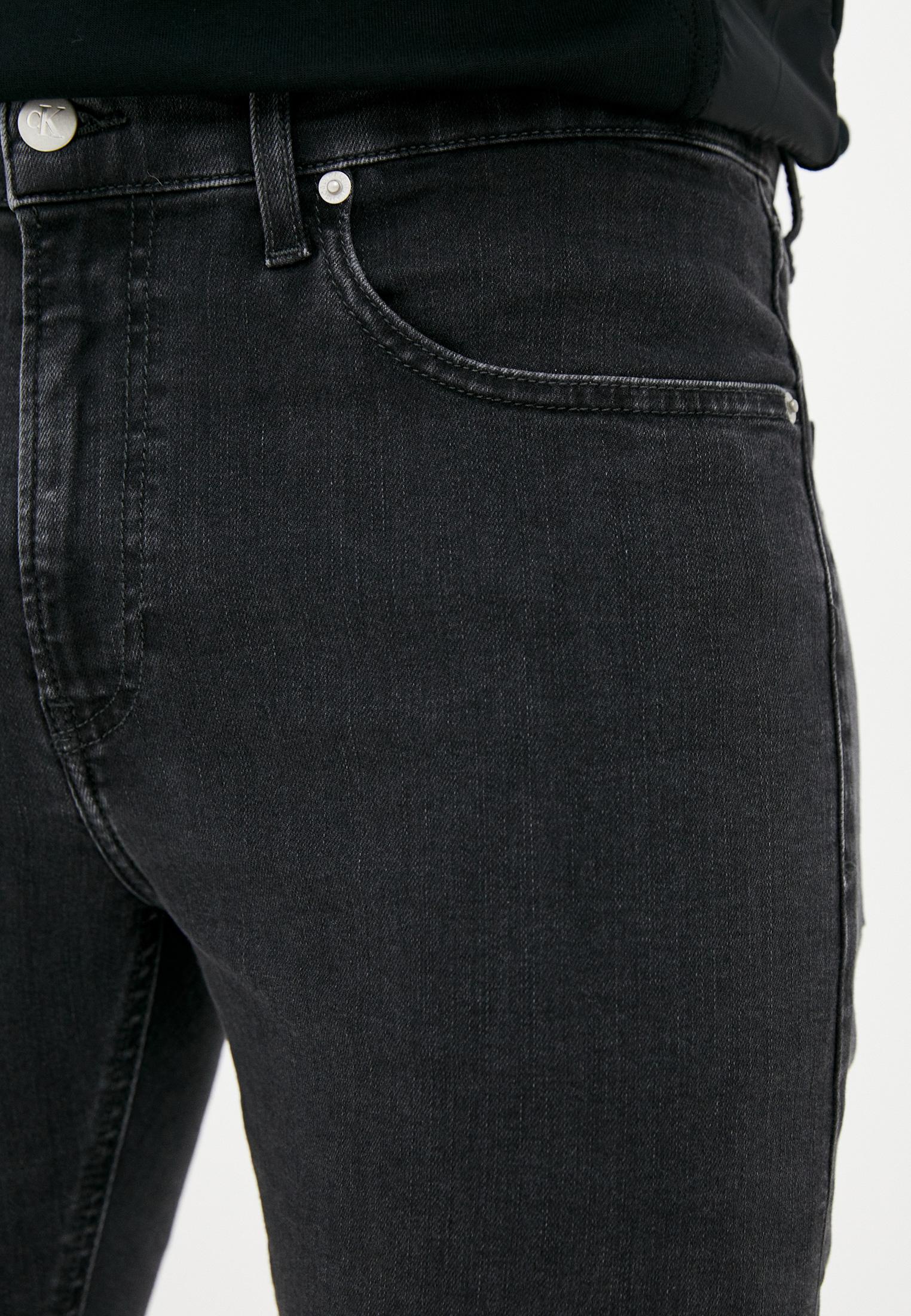 Зауженные джинсы Calvin Klein Jeans J30J315571: изображение 4