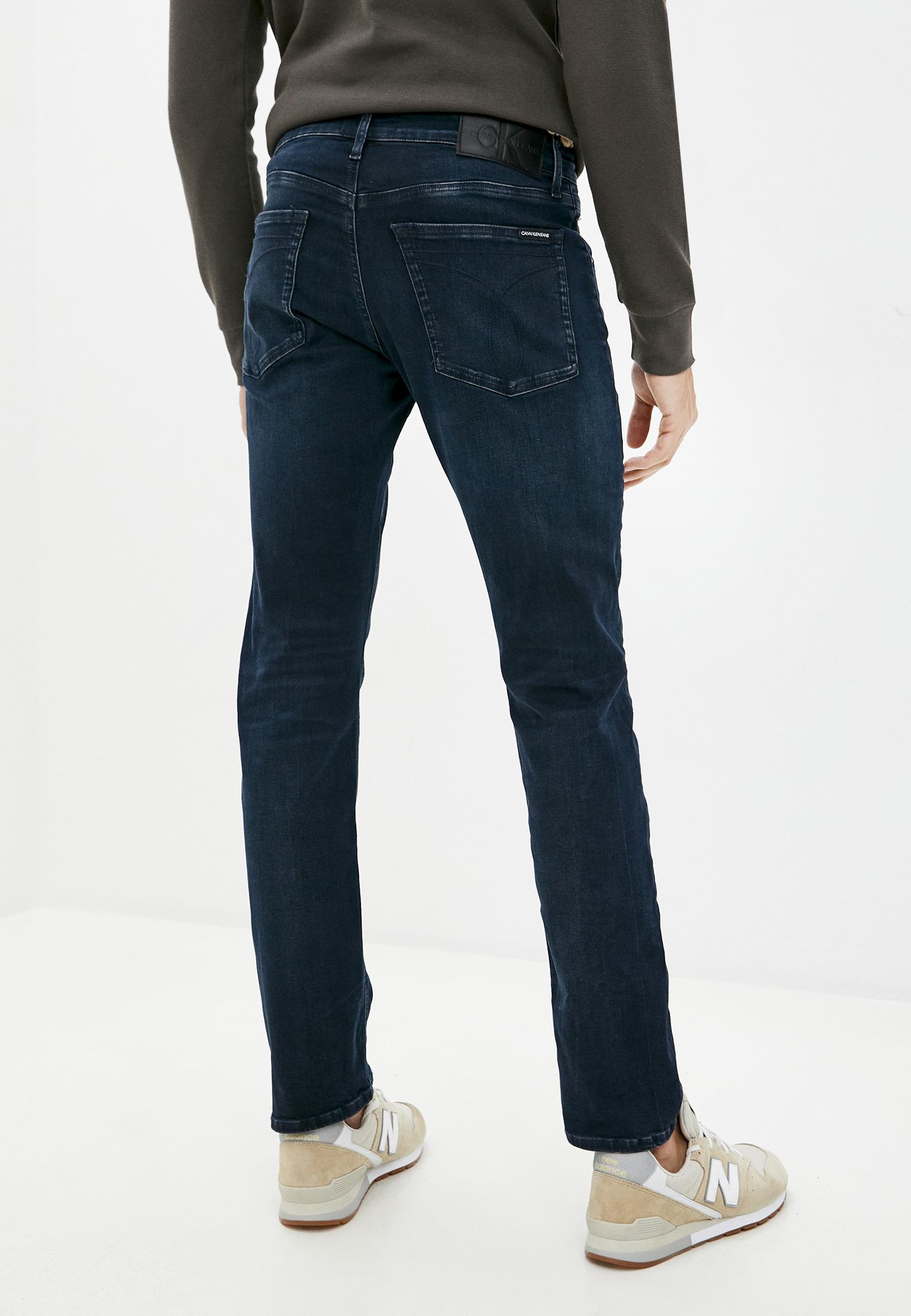Зауженные джинсы Calvin Klein Jeans J30J316000: изображение 3