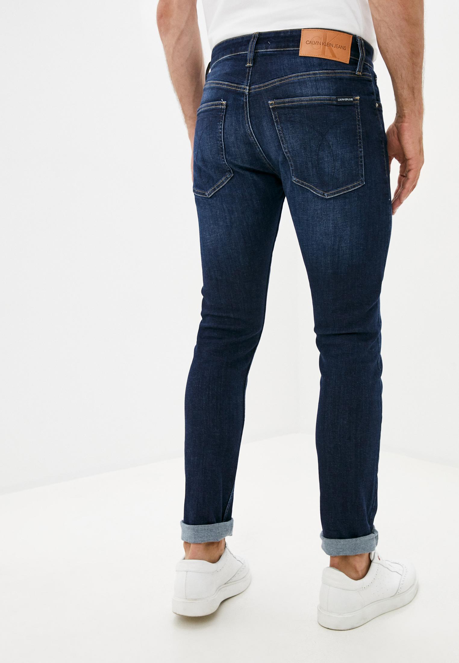 Зауженные джинсы Calvin Klein Jeans J30J315589: изображение 3