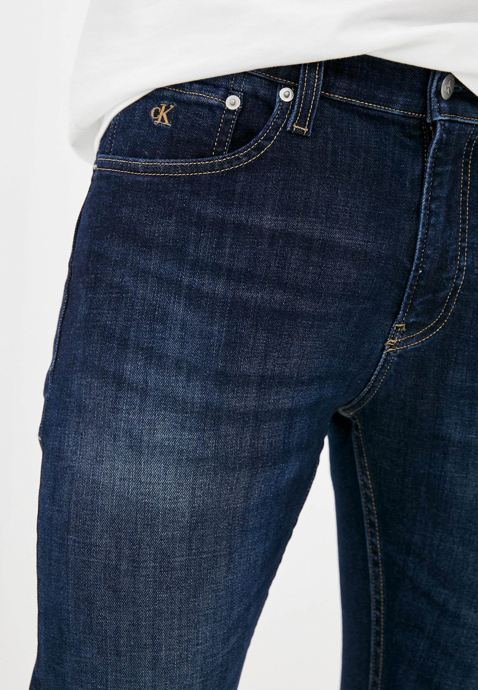 Зауженные джинсы Calvin Klein Jeans J30J315589: изображение 4