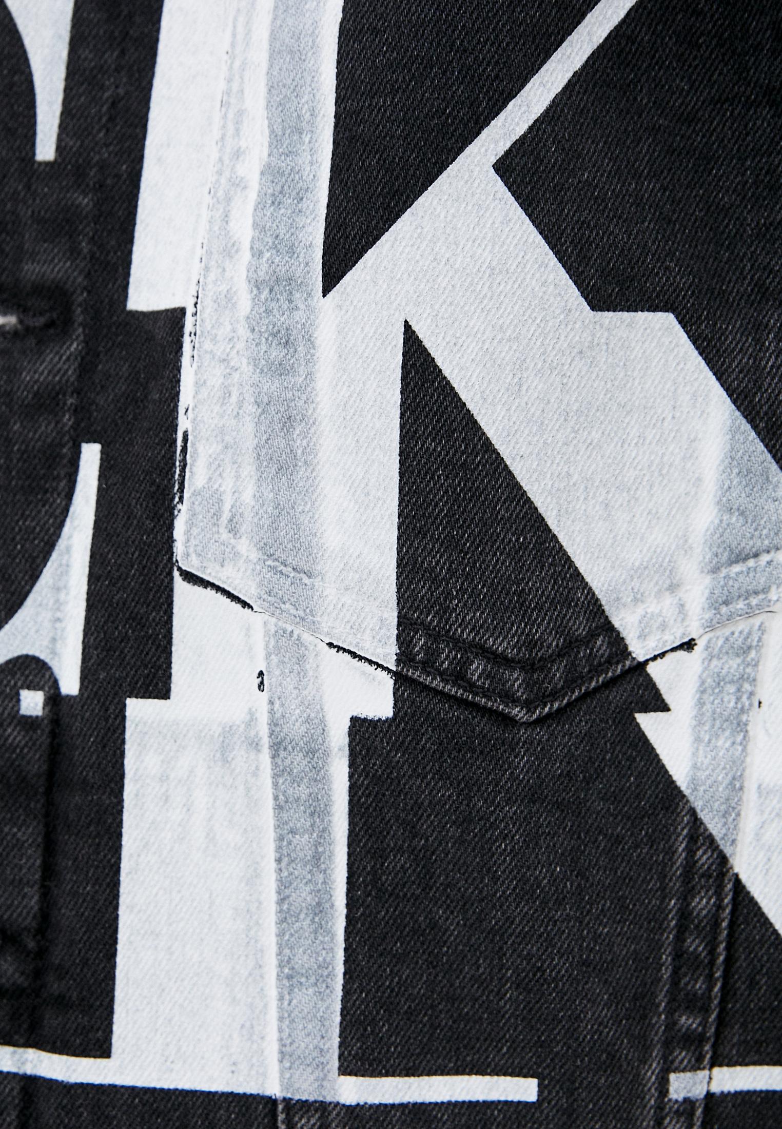 Джинсовая куртка Calvin Klein Jeans J30J316192: изображение 4