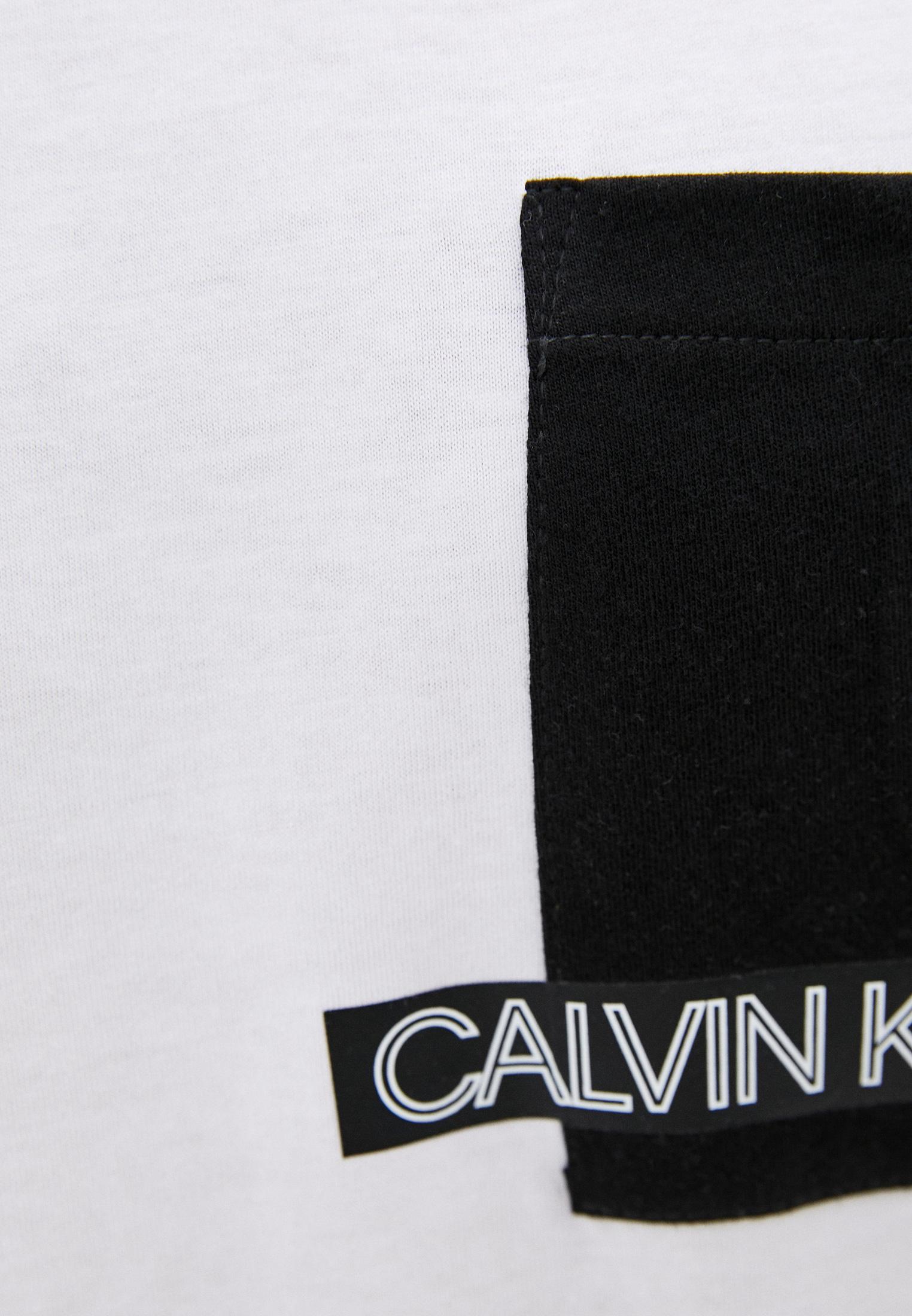 Футболка с коротким рукавом Calvin Klein Jeans J30J316451: изображение 3