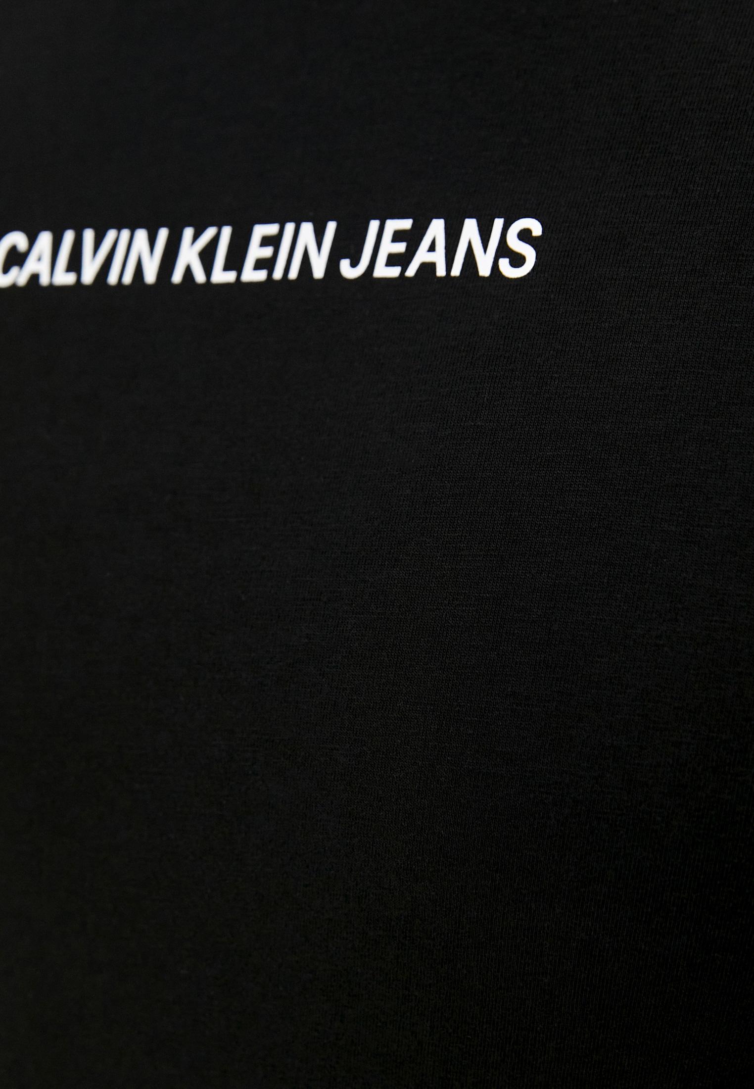 Футболка с коротким рукавом Calvin Klein Jeans J30J316465: изображение 3