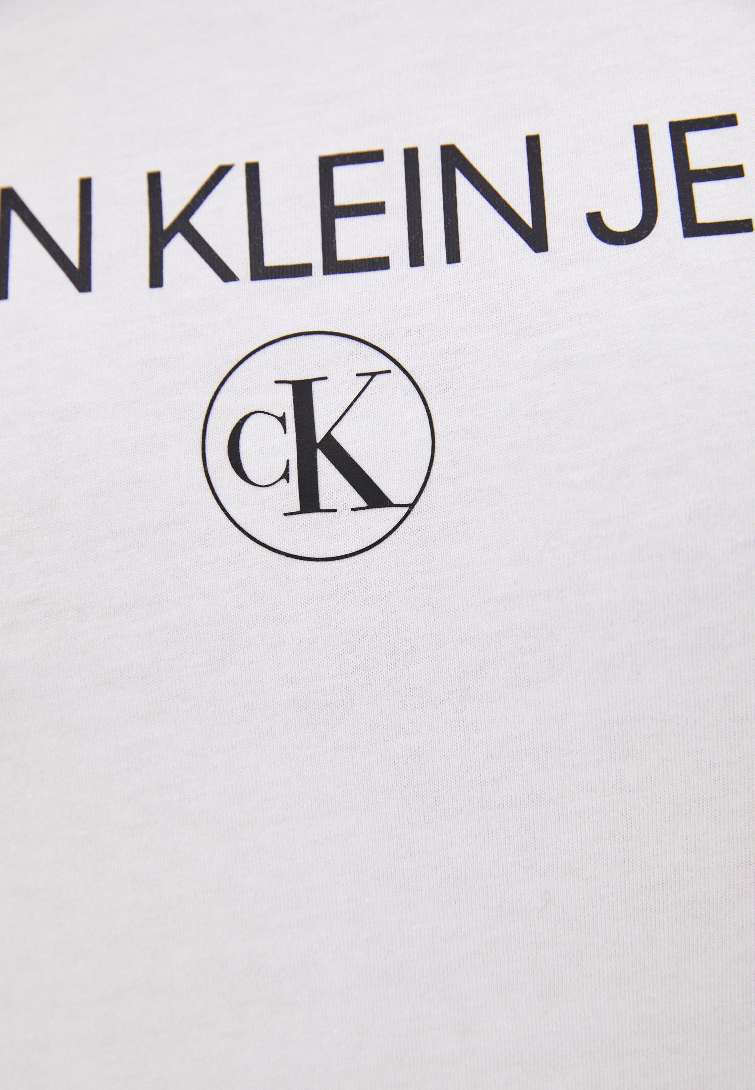 Футболка с коротким рукавом Calvin Klein Jeans J30J316477: изображение 3