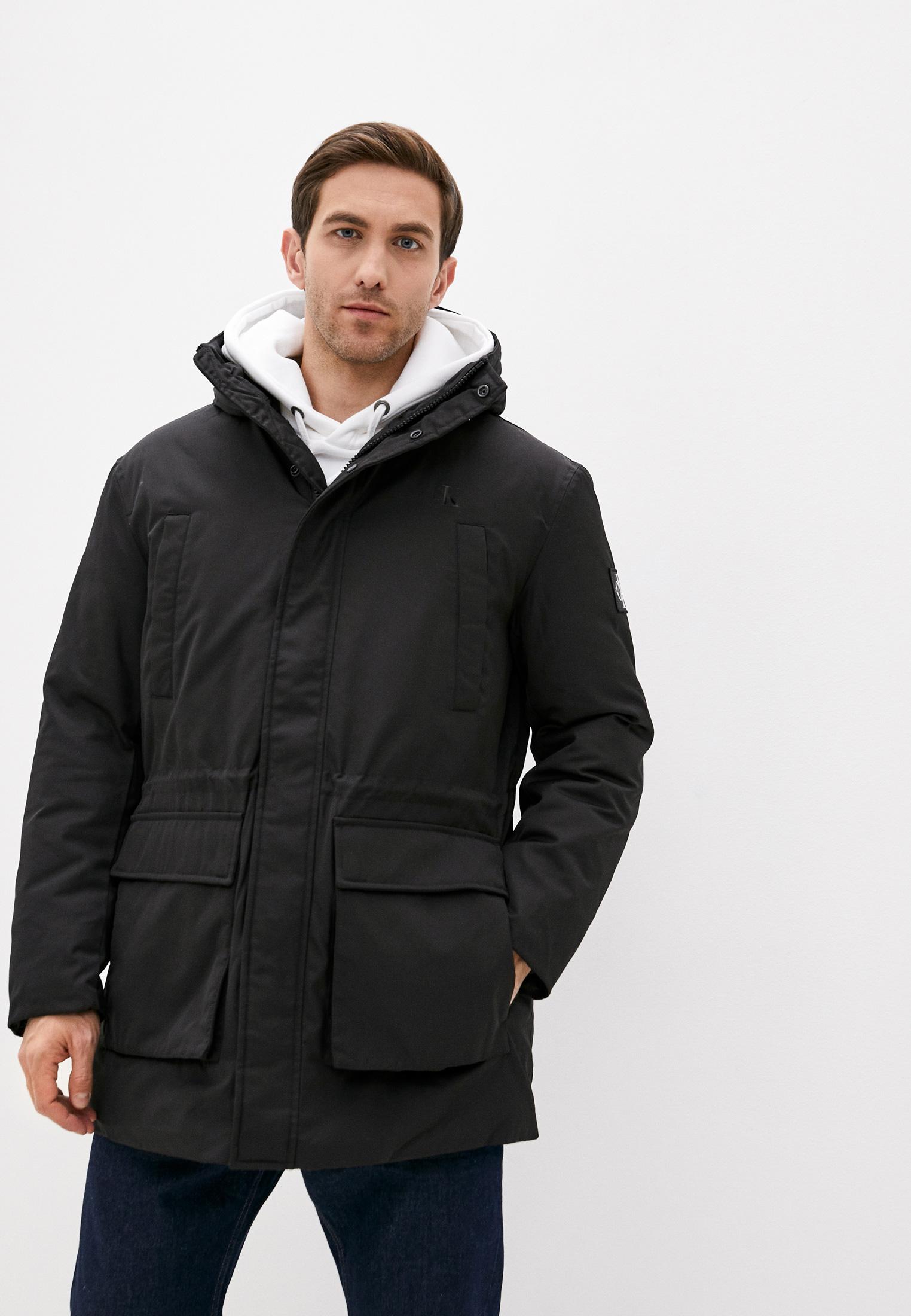Утепленная куртка Calvin Klein Jeans J30J316614