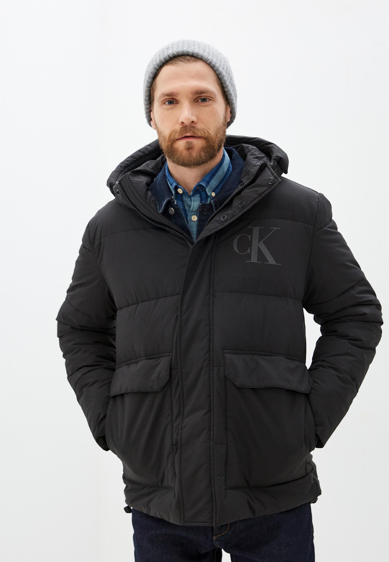 Утепленная куртка Calvin Klein Jeans J30J316622