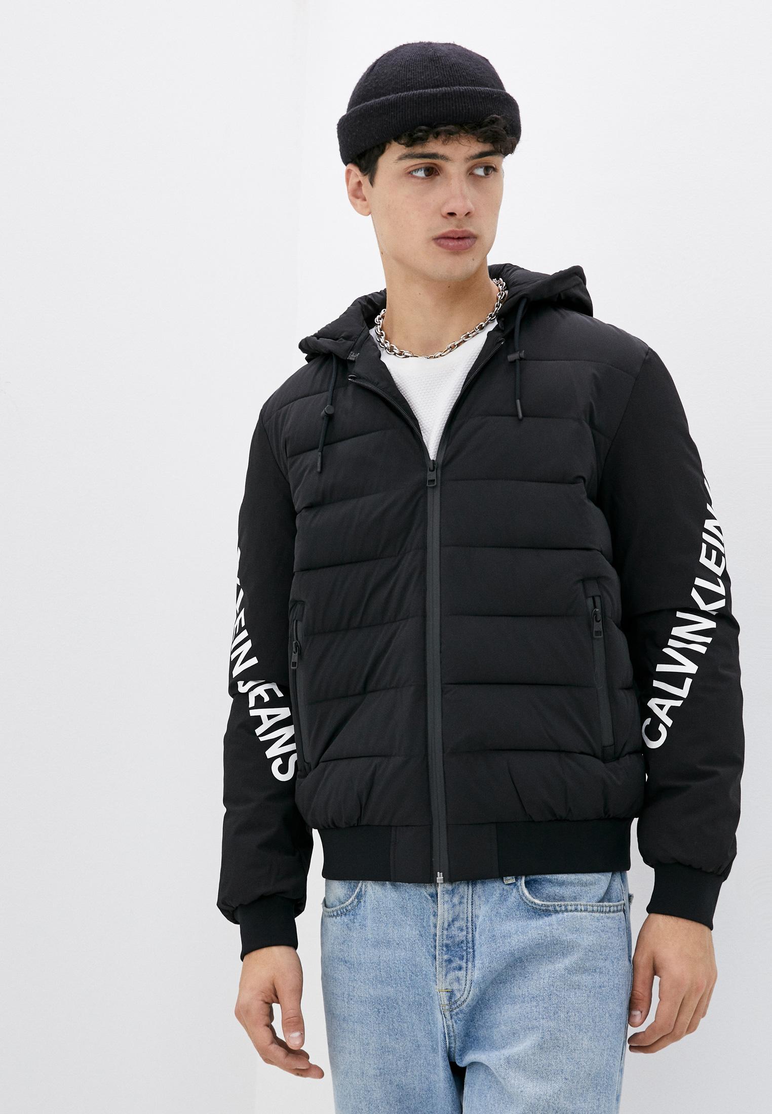 Утепленная куртка Calvin Klein Jeans J30J316625