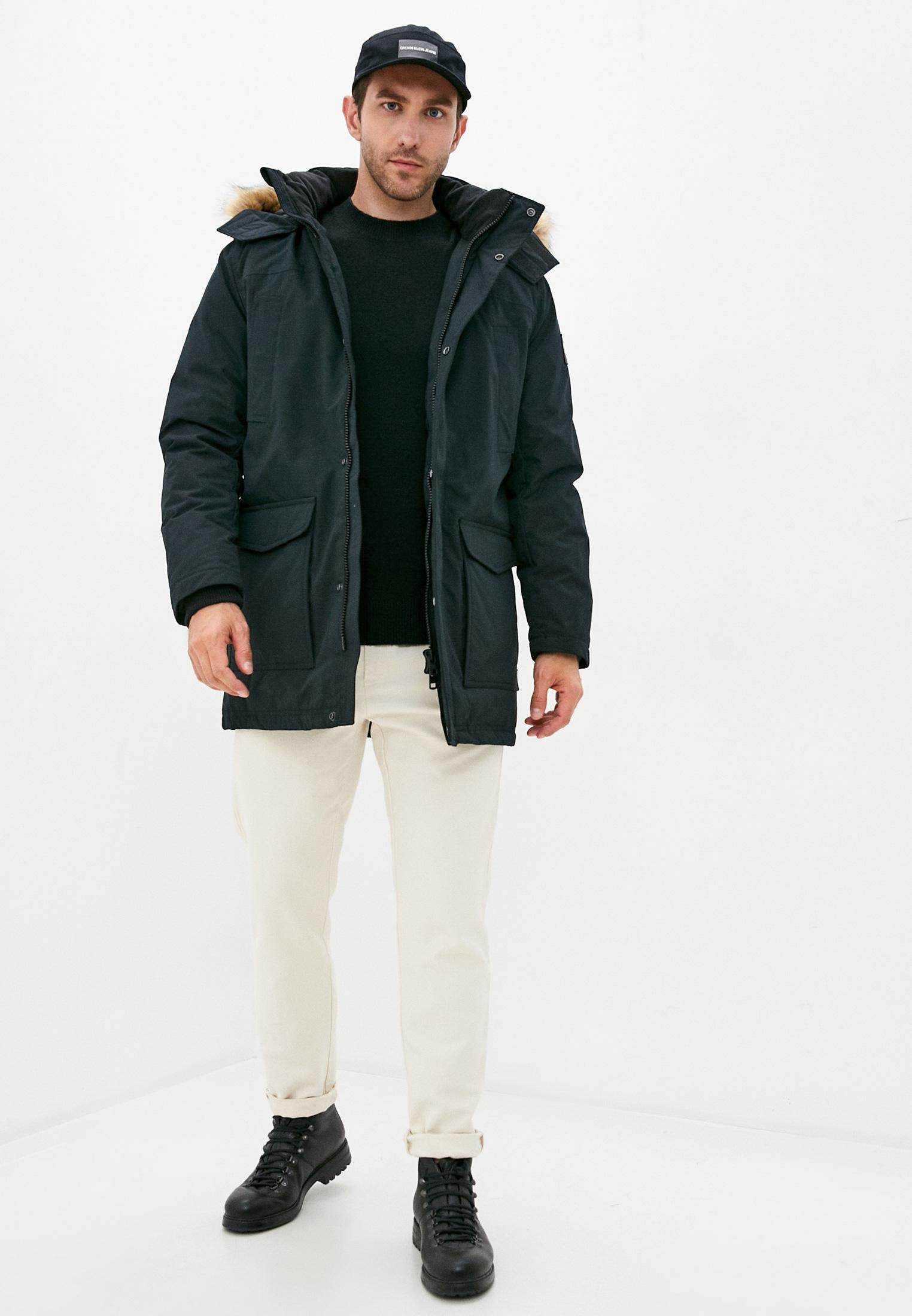 Утепленная куртка Calvin Klein Jeans J30J316661: изображение 2