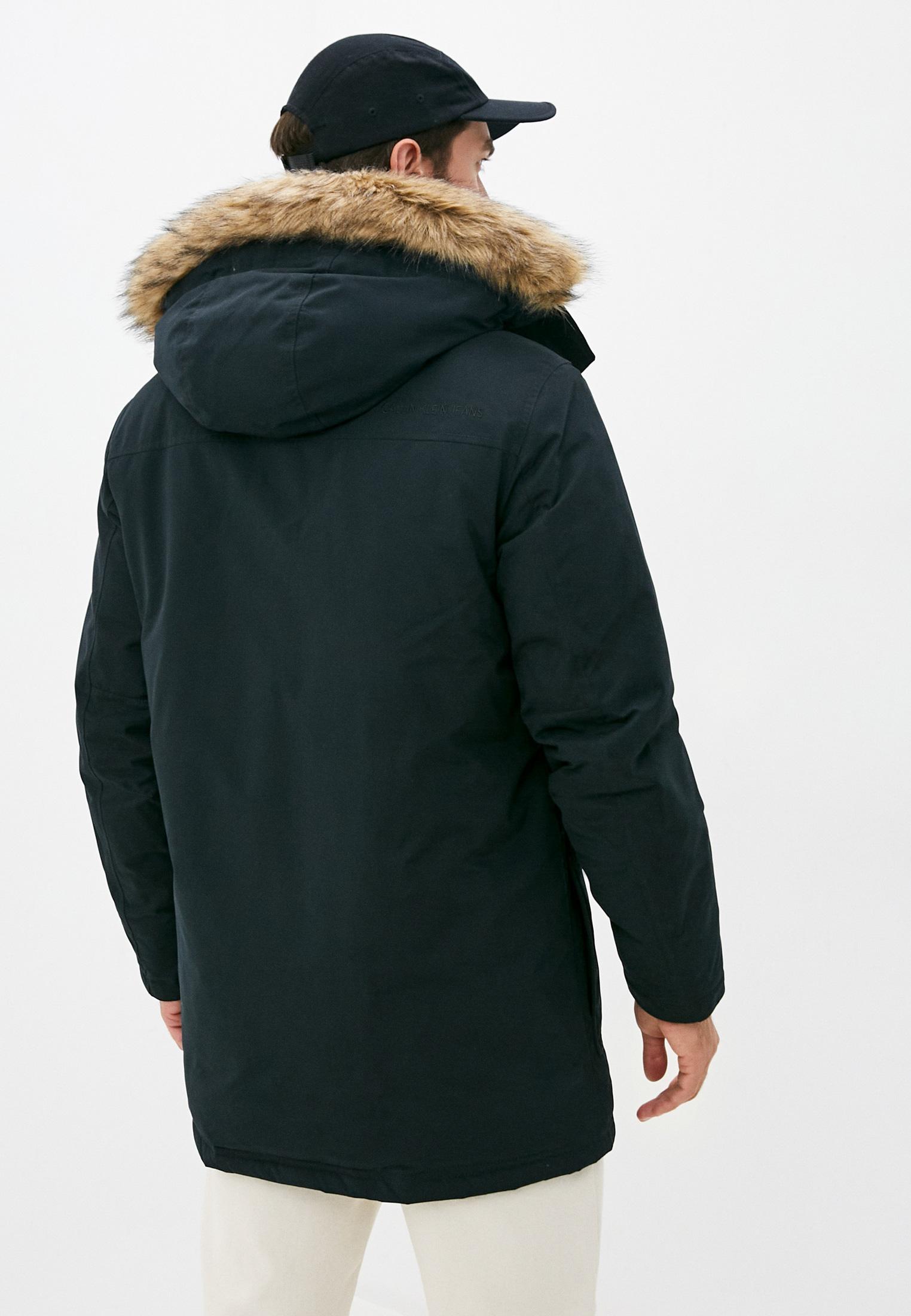Утепленная куртка Calvin Klein Jeans J30J316661: изображение 3