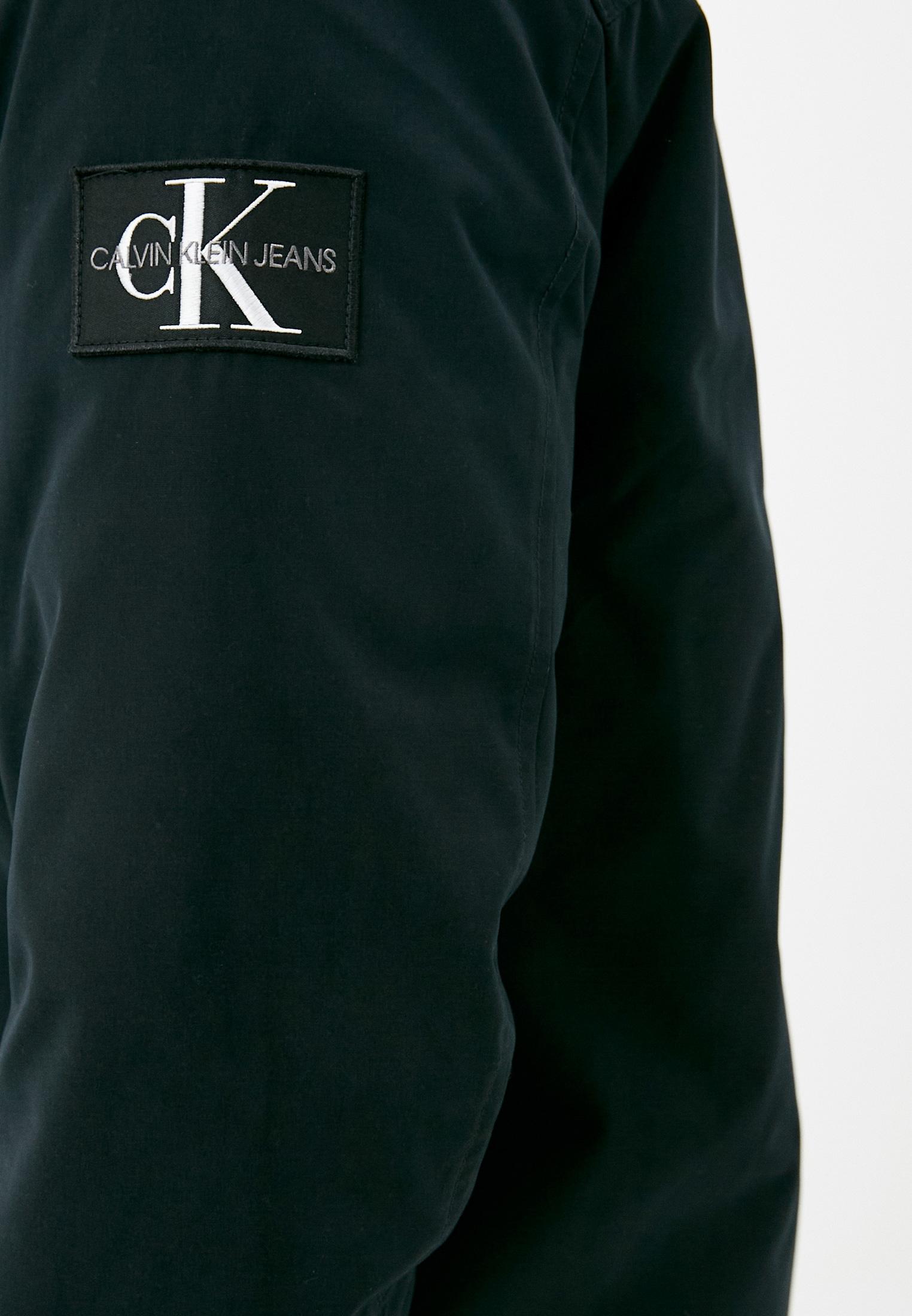 Утепленная куртка Calvin Klein Jeans J30J316661: изображение 4