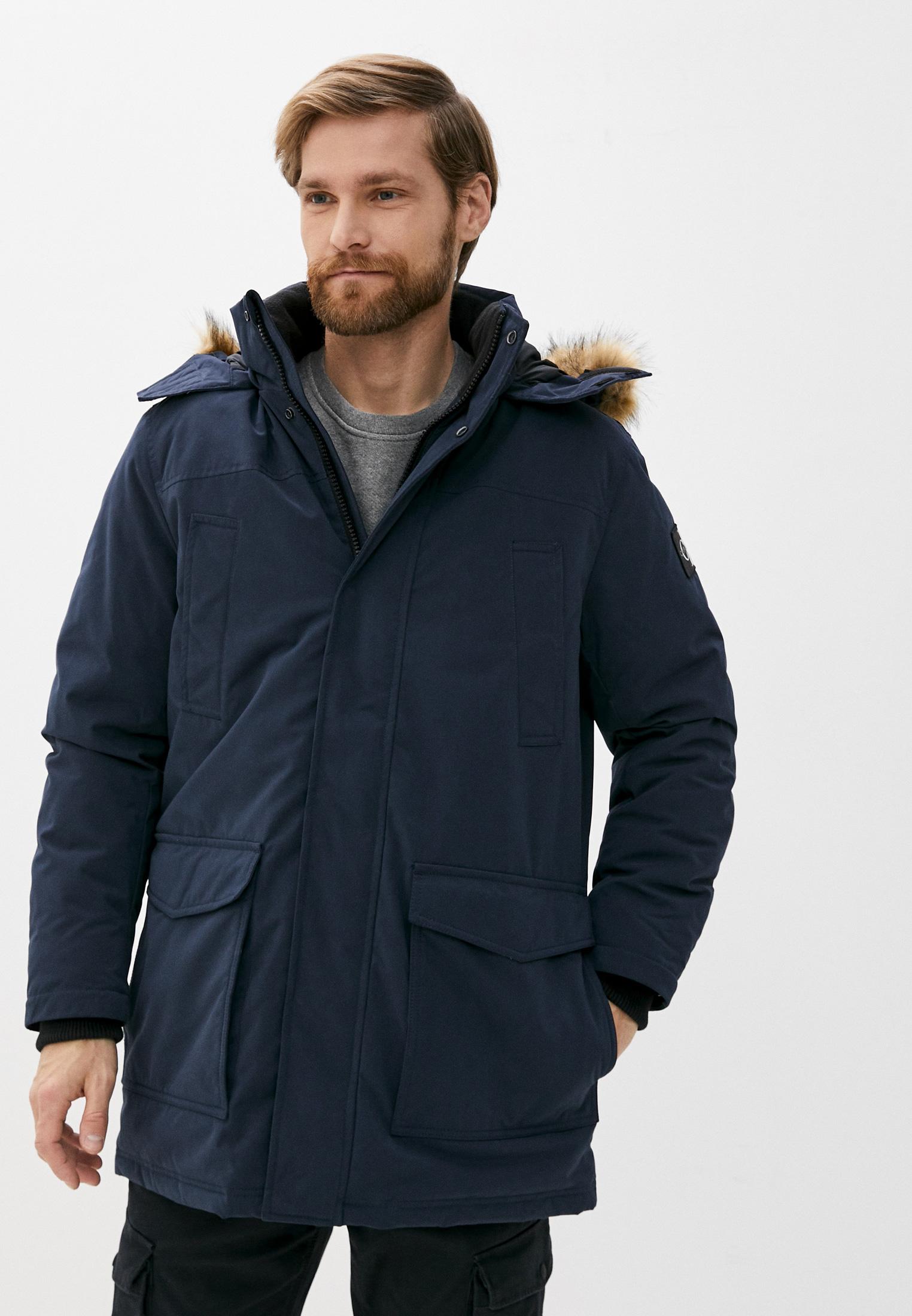 Утепленная куртка Calvin Klein Jeans J30J316661