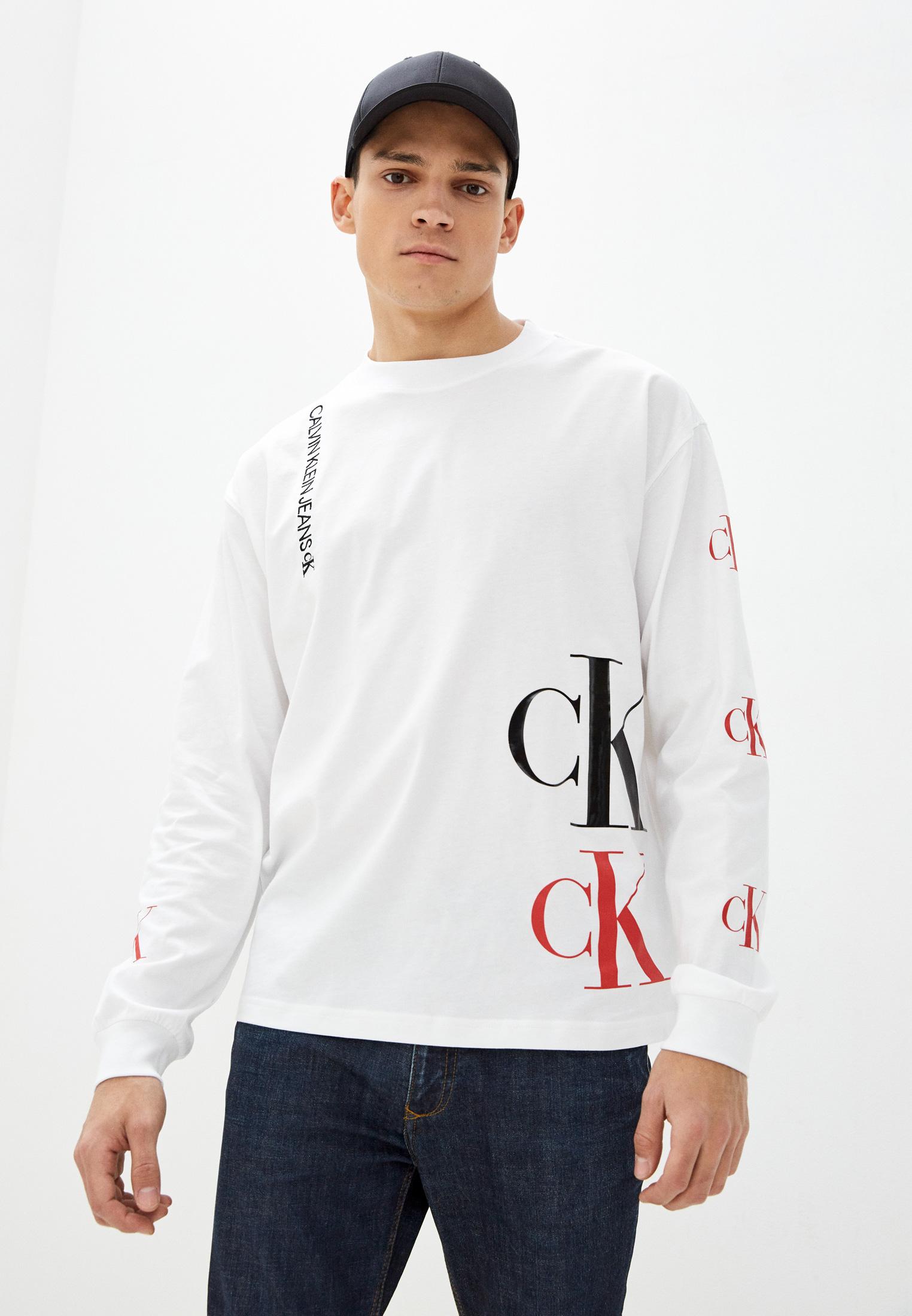 Футболка с длинным рукавом Calvin Klein Jeans J30J316688