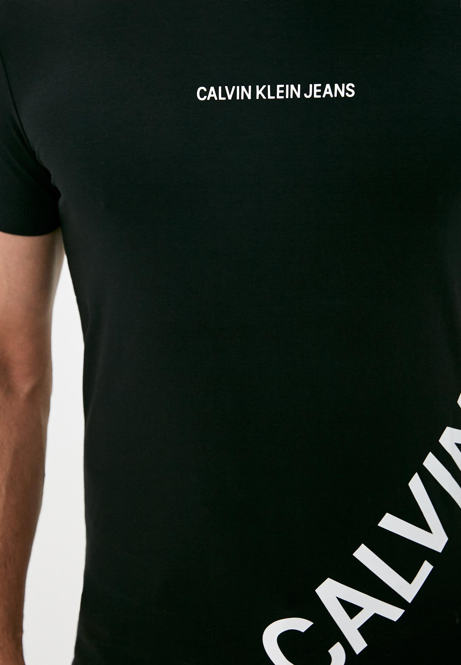 Футболка с коротким рукавом Calvin Klein Jeans J30J316870: изображение 3