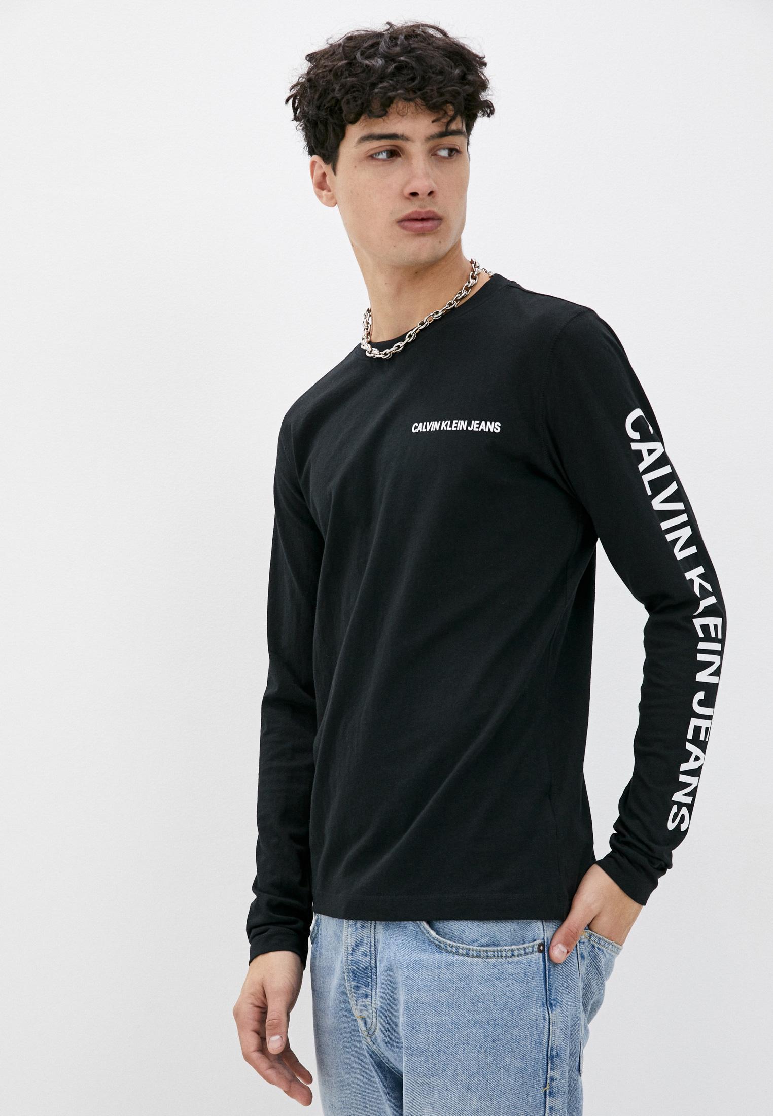 Футболка с длинным рукавом Calvin Klein Jeans J30J316884: изображение 1