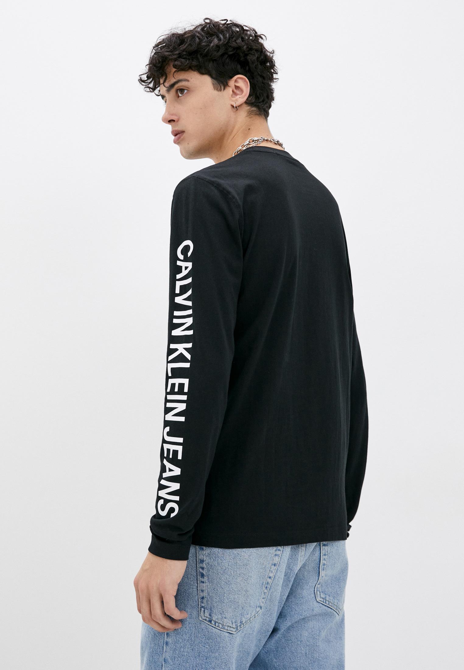 Футболка с длинным рукавом Calvin Klein Jeans J30J316884: изображение 2