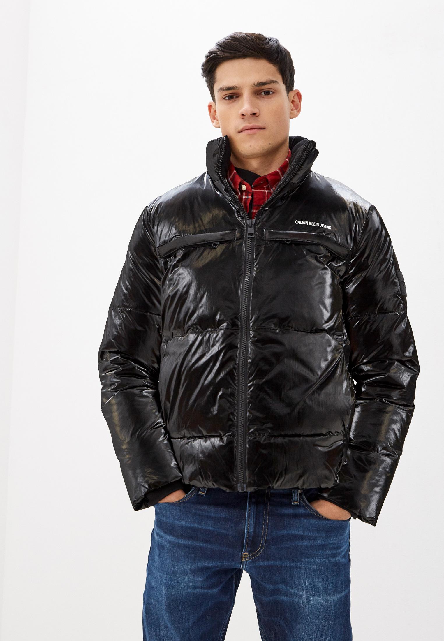 Утепленная куртка Calvin Klein Jeans J30J318327