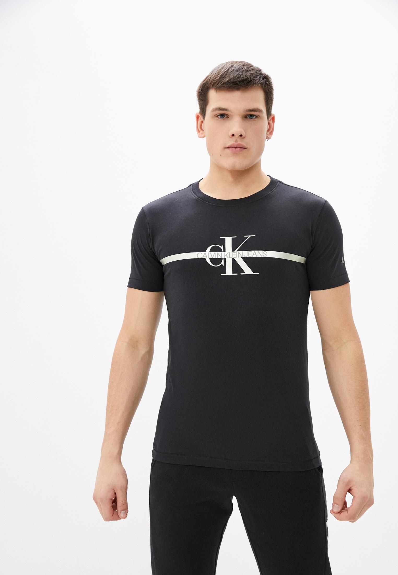Футболка с коротким рукавом Calvin Klein Jeans J30J317068
