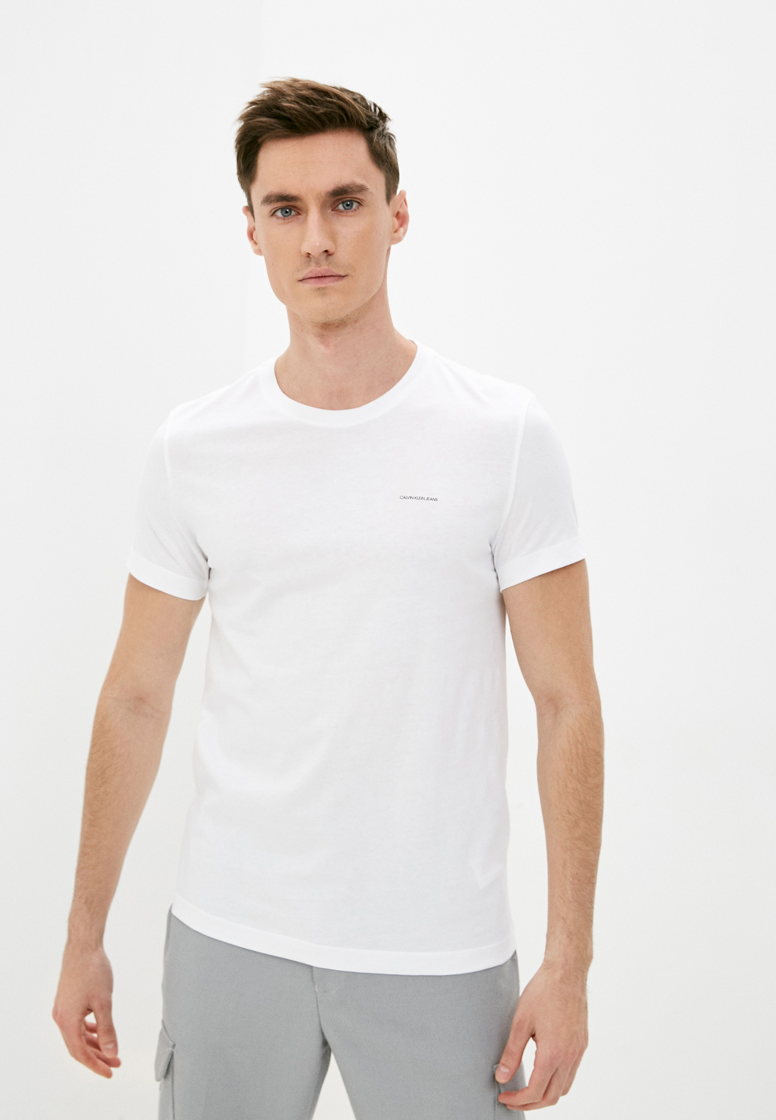 Футболка Calvin Klein Jeans J30J315194: изображение 2