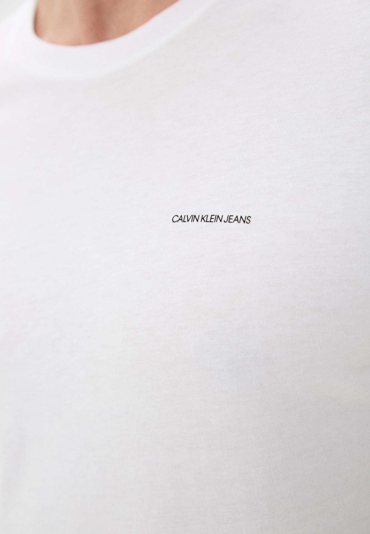 Футболка Calvin Klein Jeans J30J315194: изображение 4