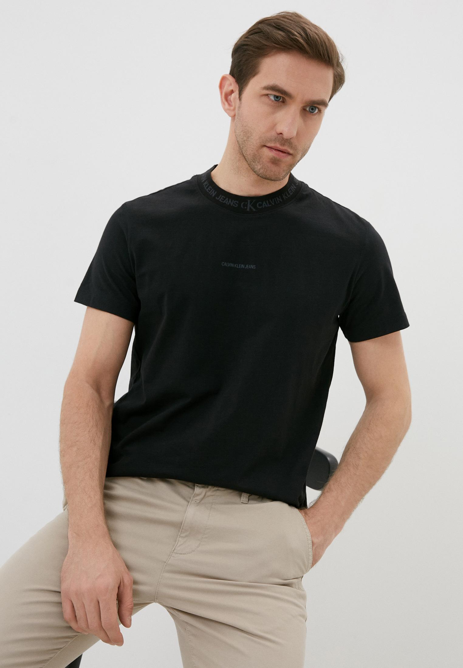 Футболка с коротким рукавом Calvin Klein Jeans J30J317096