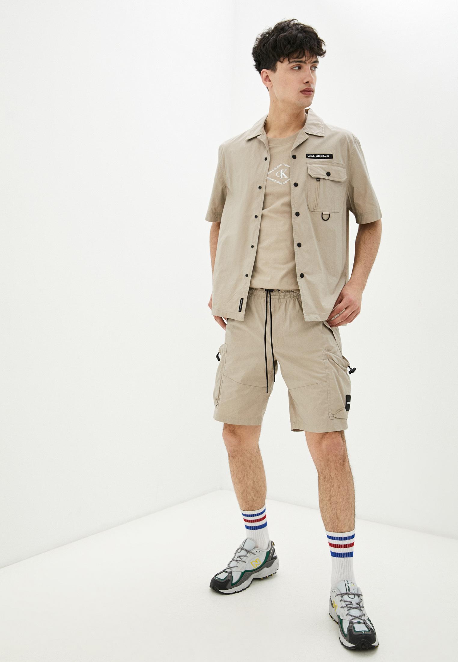 Мужские повседневные шорты Calvin Klein Jeans J30J317379: изображение 2
